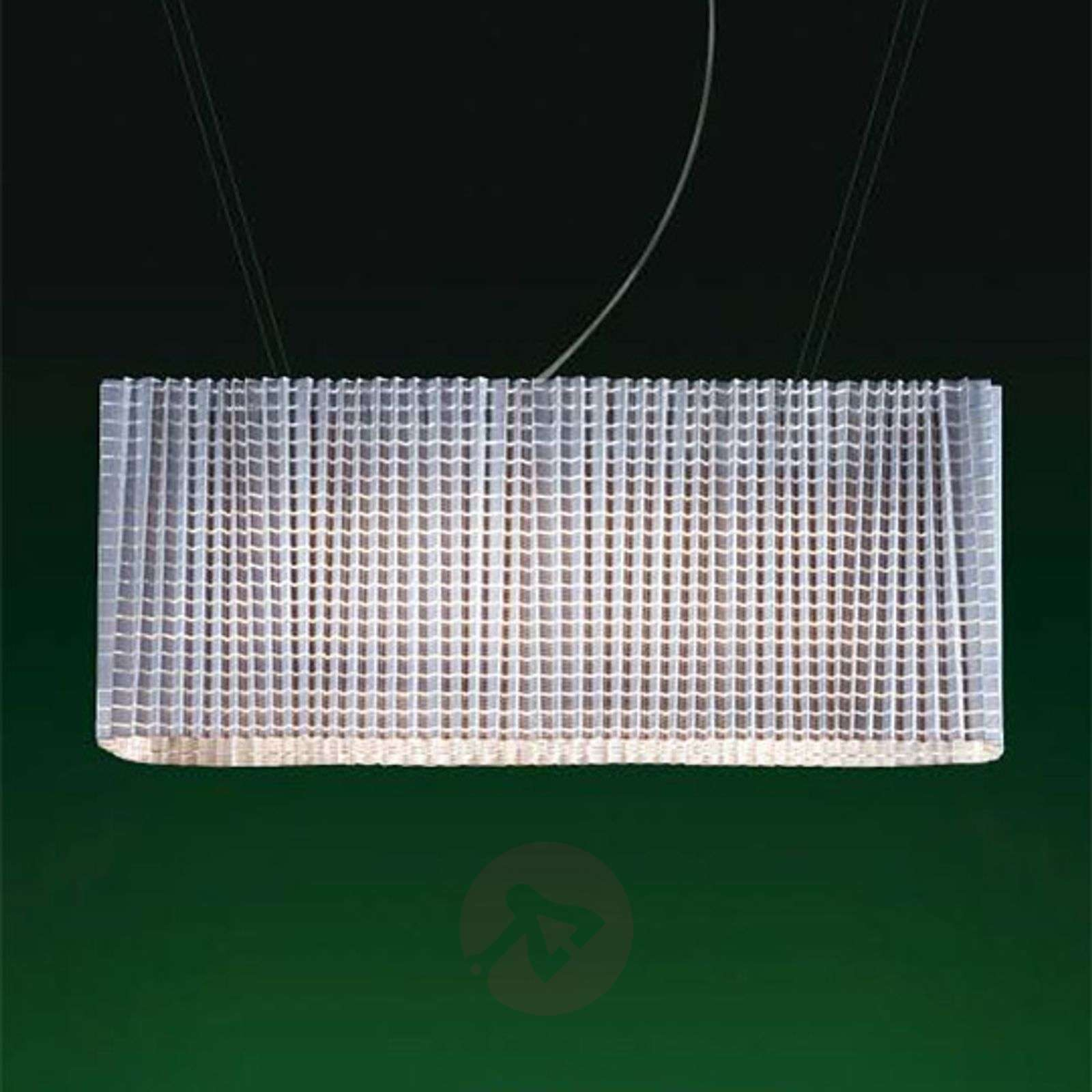 Säädettävä Plissé-design-riippuvalaisin-6030127X-01