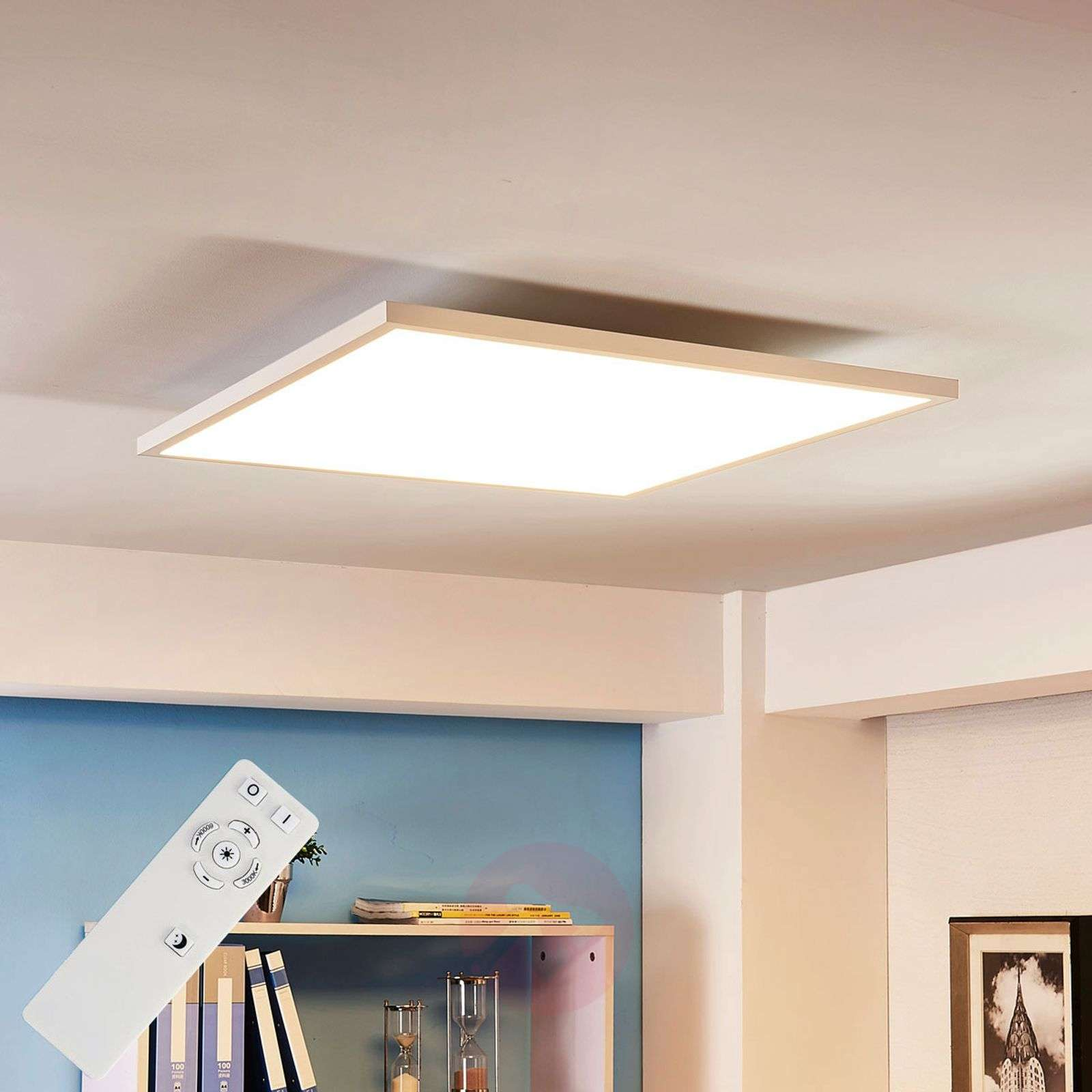 Säädettävä väri – LED-paneeli Philia, 59,5 cm-9621214-011