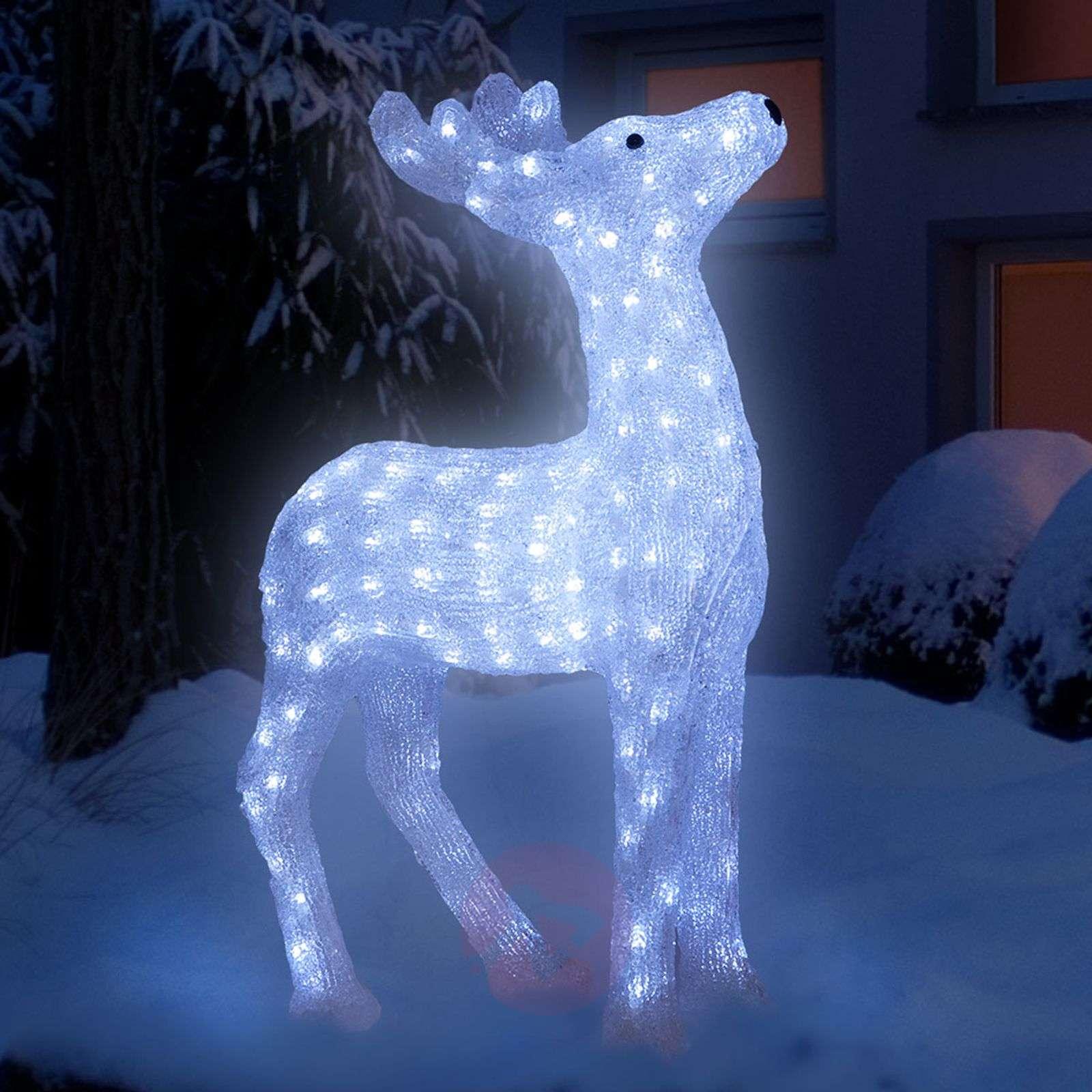 Säihkyvä LED-poro ulkotiloihin 60cm-5524090-01