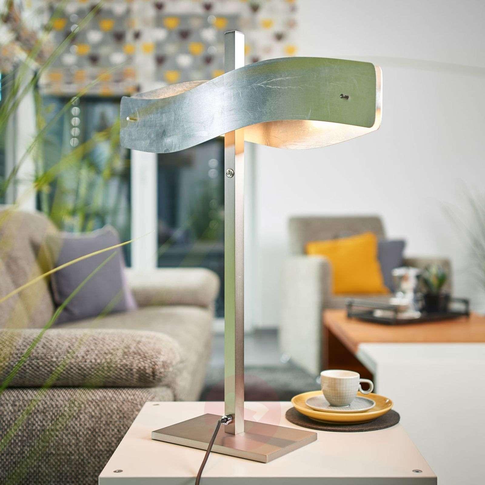Saksassa valmistettu LED-pöytävalaisin Lian-6722416-01