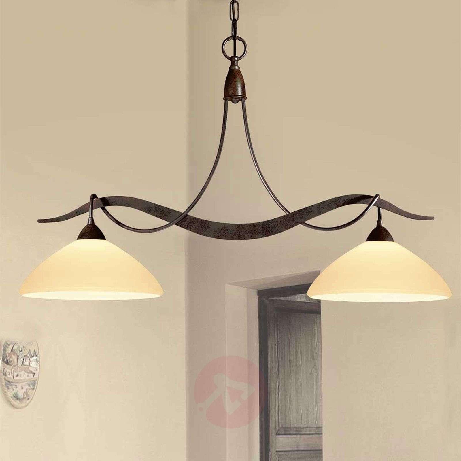Samuele-riippuvalaisin, 2-lamppuinen-6059298X-01