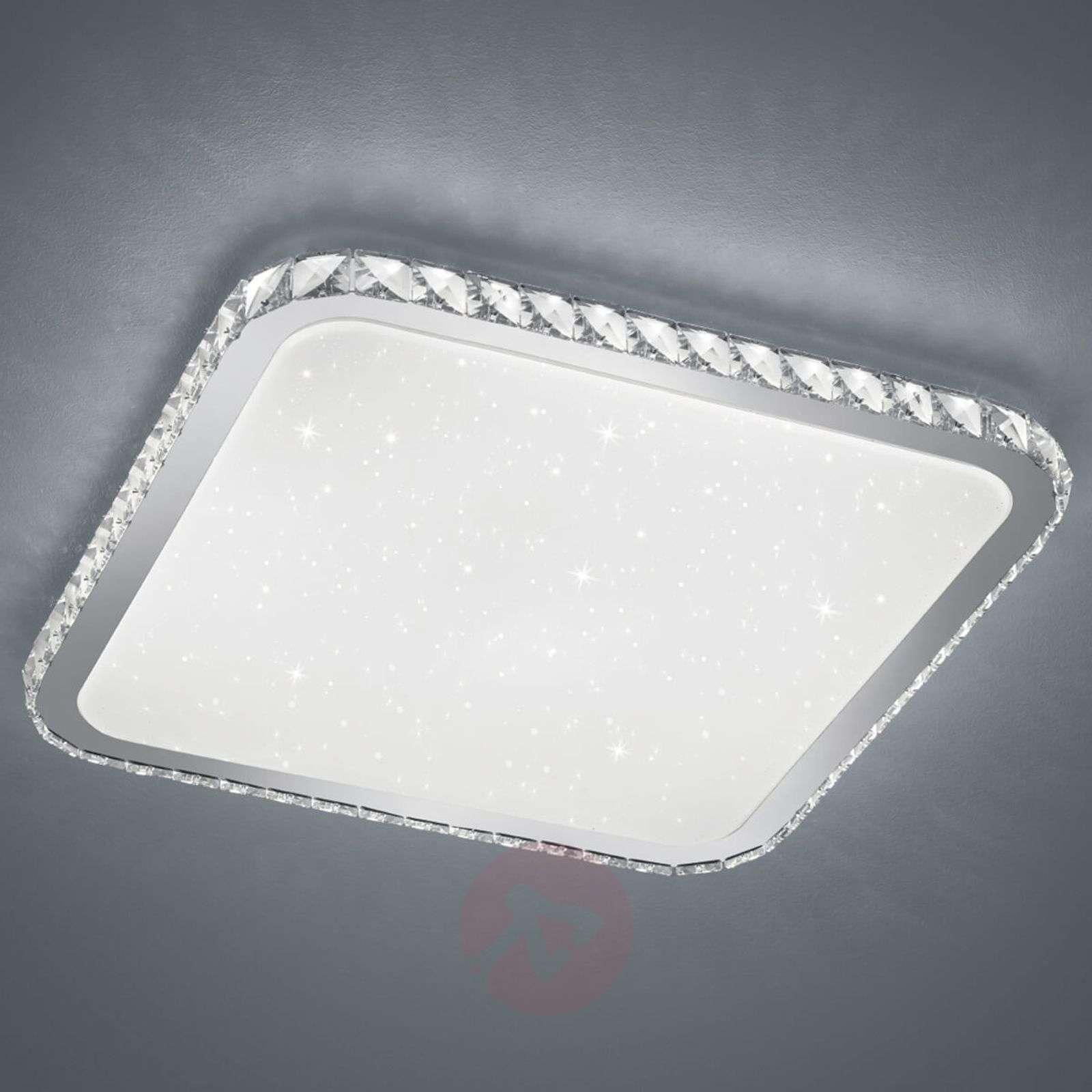 Sapporo LED-kattolamppu mukana kaukosäädin-9005412-01
