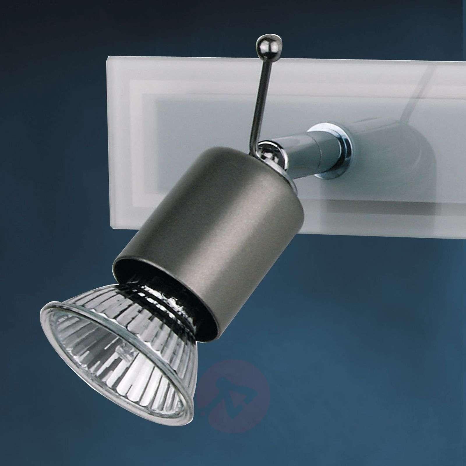SARA-kattovalaisin lasivarjostimella, 2-lamp.-1524064-01