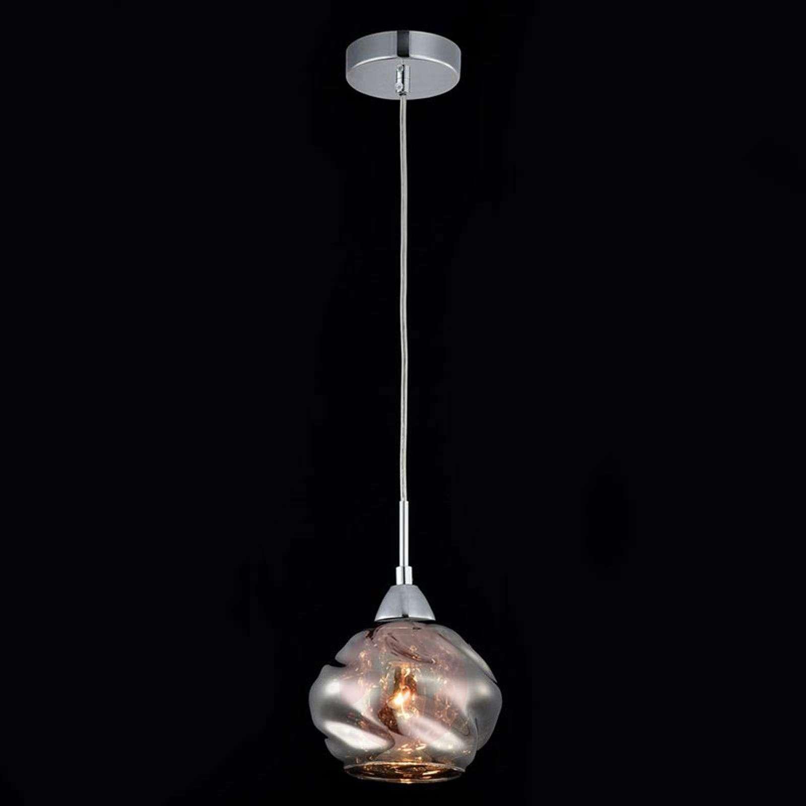 Savunharmaa lasi-riippuvalaisin Haze kristalleilla-6727221-01