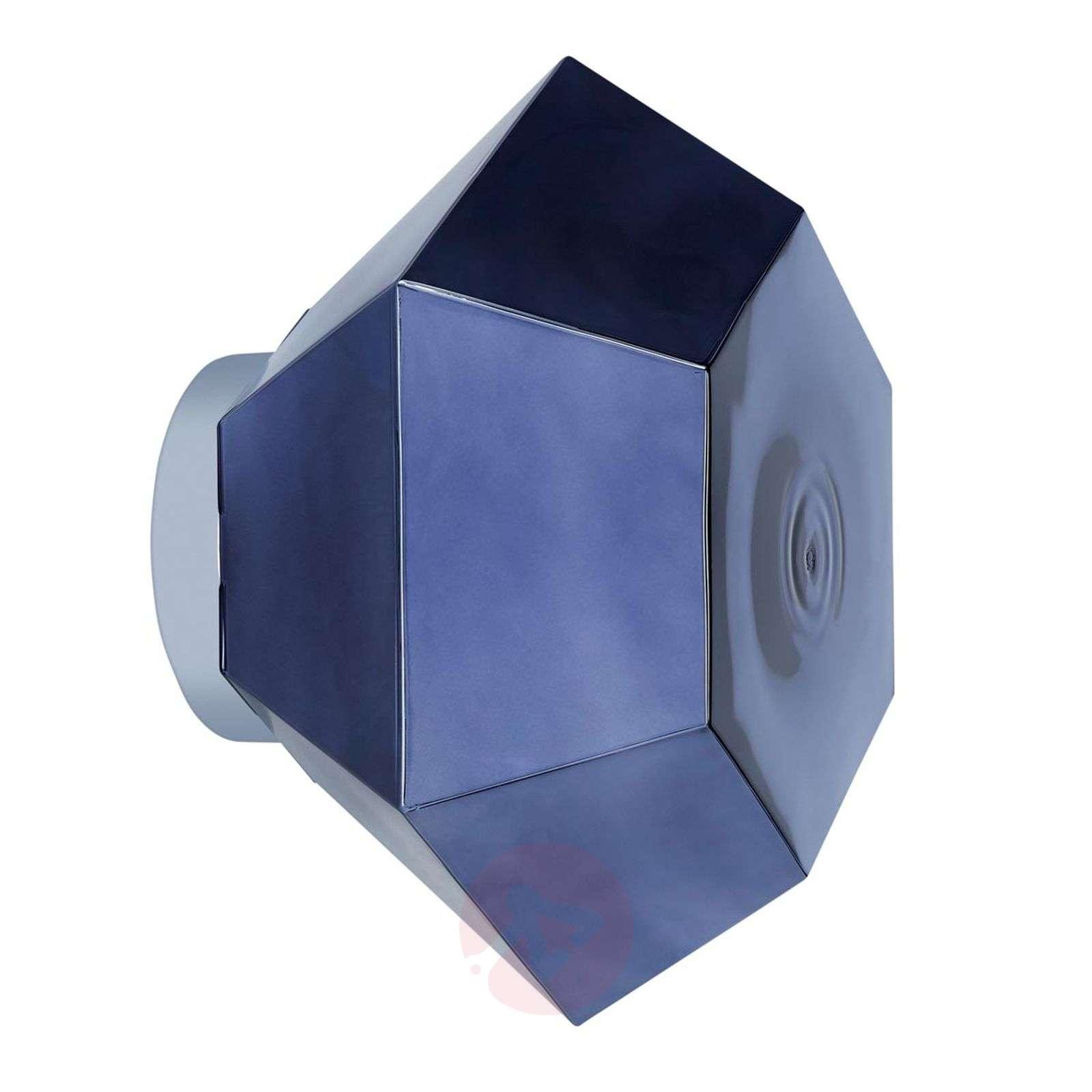 Savunsininen Cut Surface-kattolamppu-9043046-01