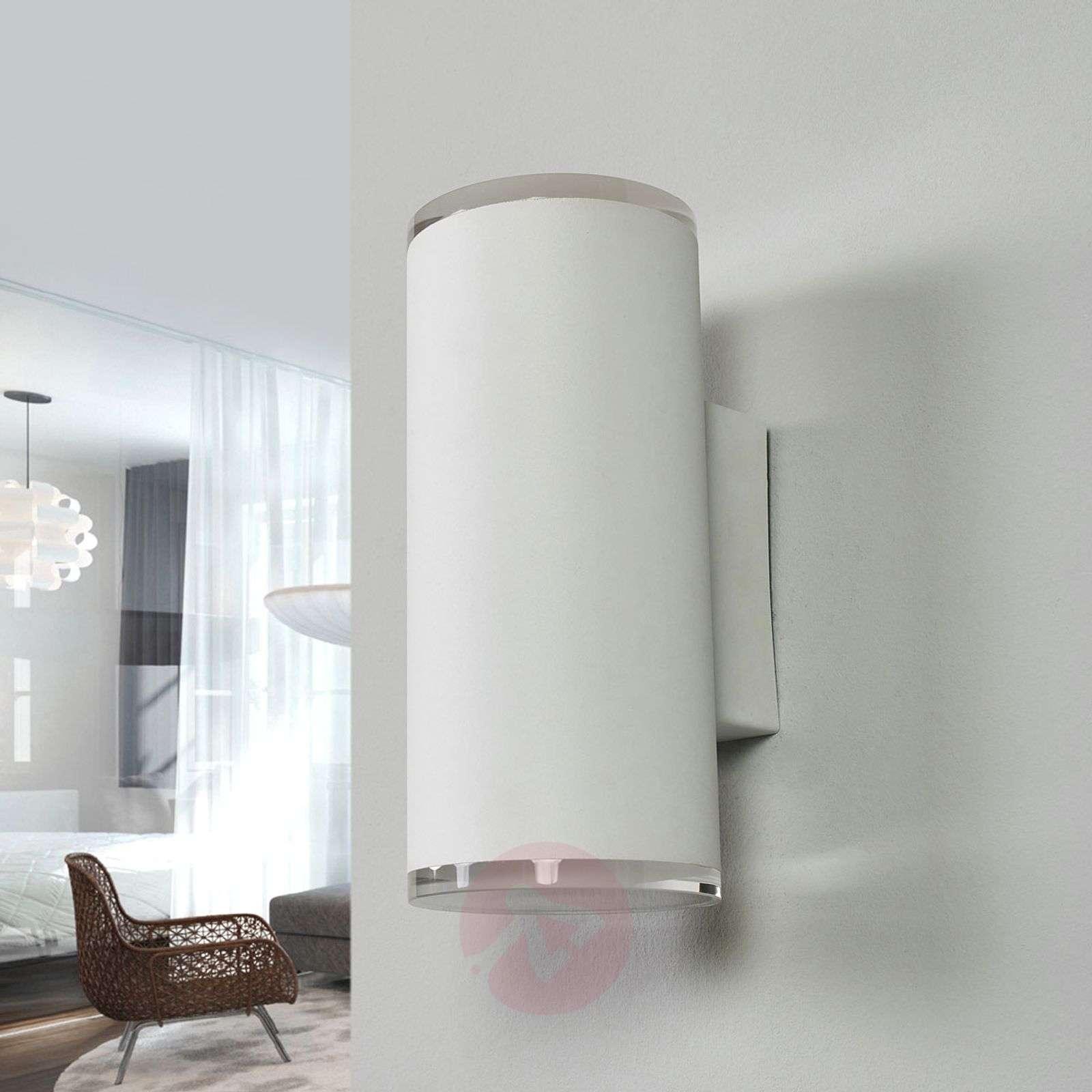 Scarlet pyöreä valkoinen LED-seinävalaisin-9625151-02