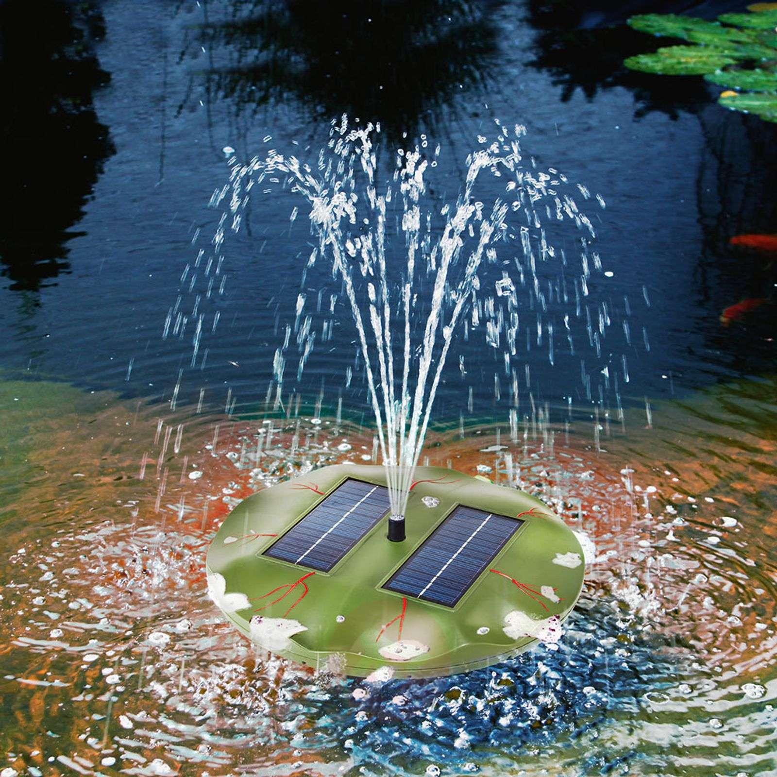 Seerose kelluva aurinkokennopumppu-3012120-03