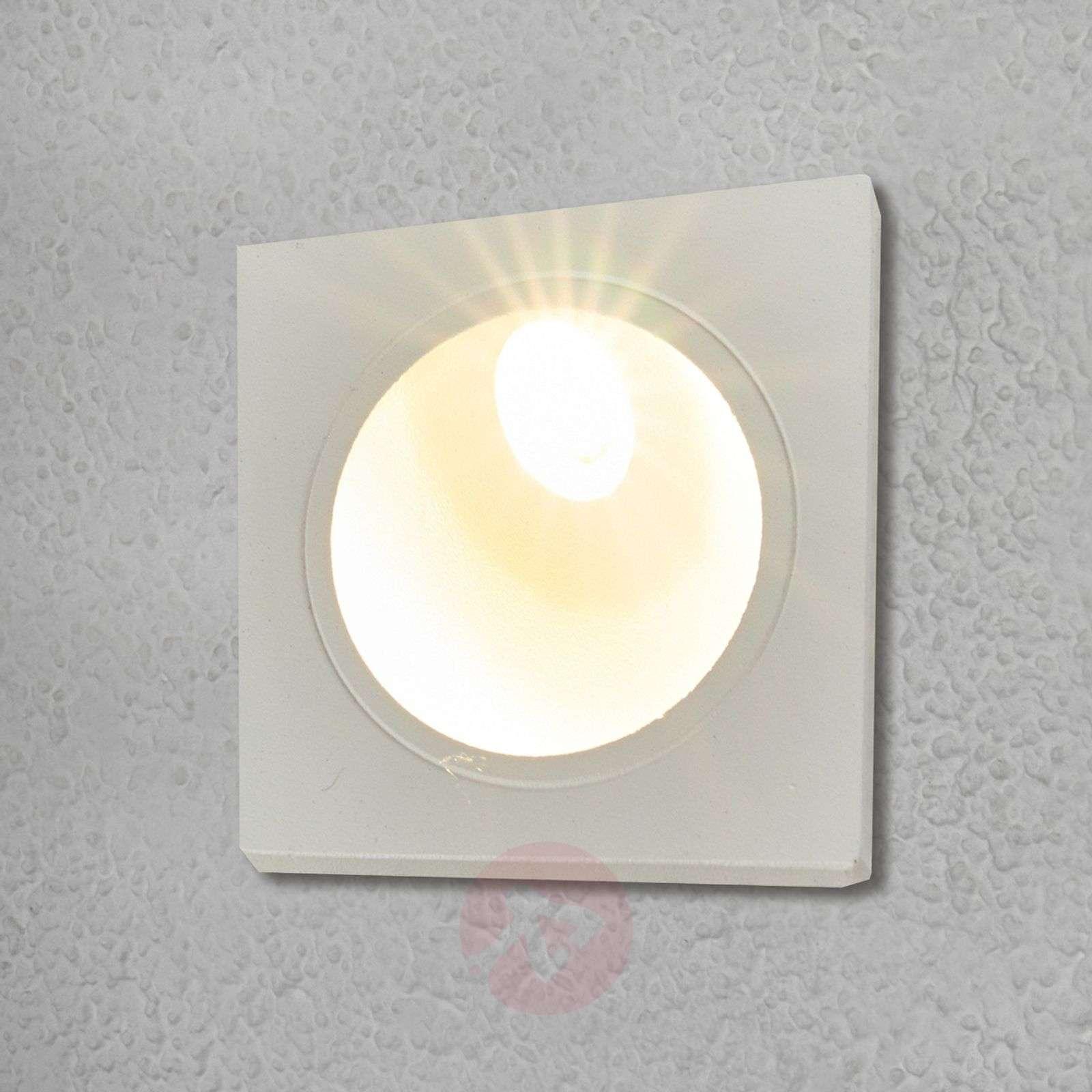 Seinäuppovalaisin Ian ulkokäyttöön, LED