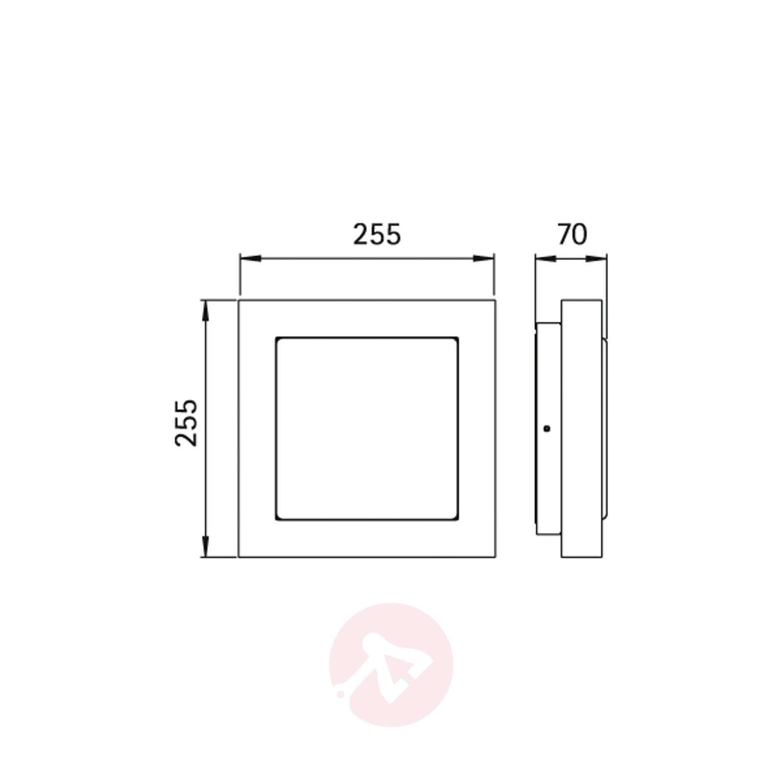 Seinävalaisin 424 ulkokäyttöön-4001424-01