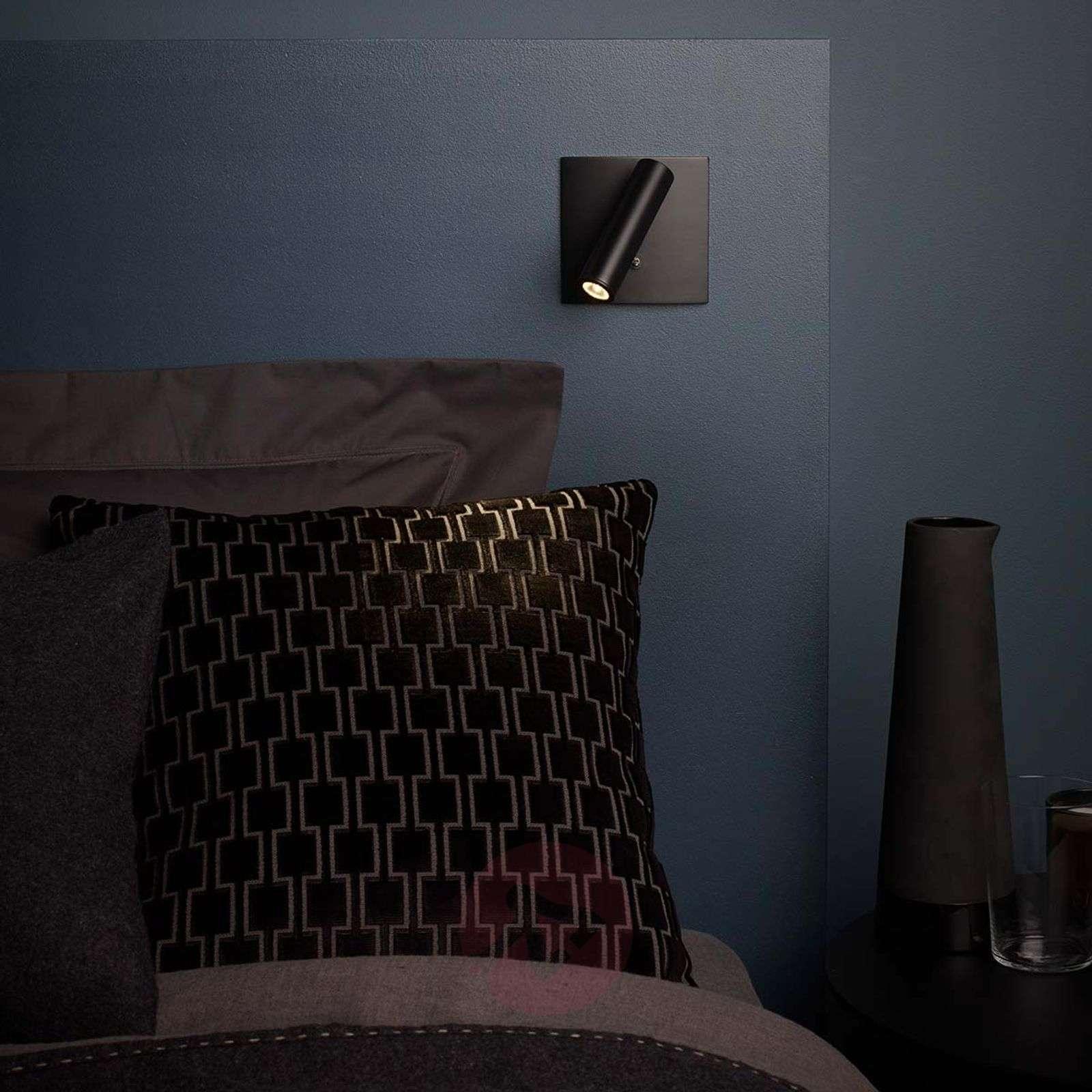 Seinävalaisin Enna Surface, käännettävä LED-spotti-1020589-01