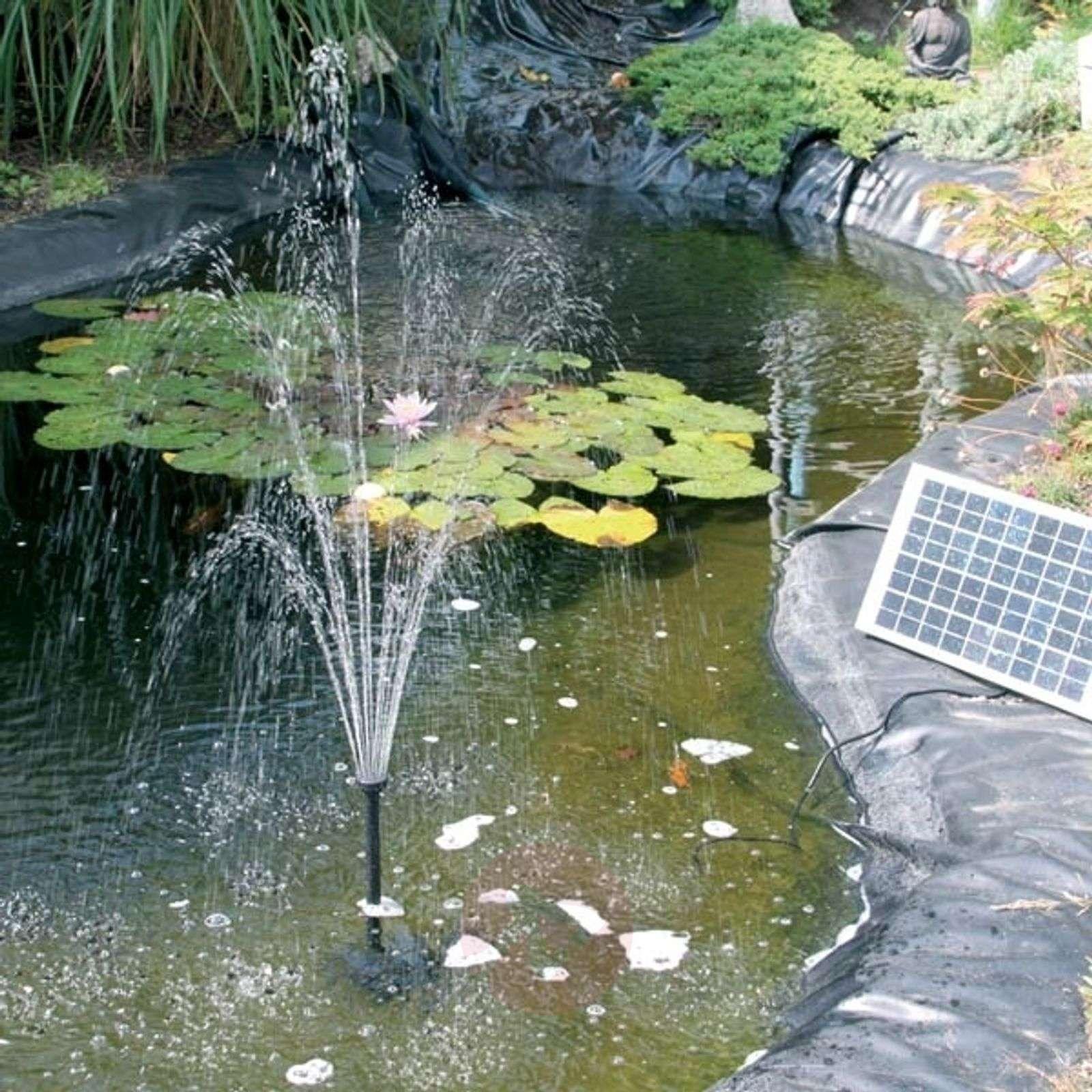 Siena-suihkulähdepumppu aurinkokennolla-3012103-01