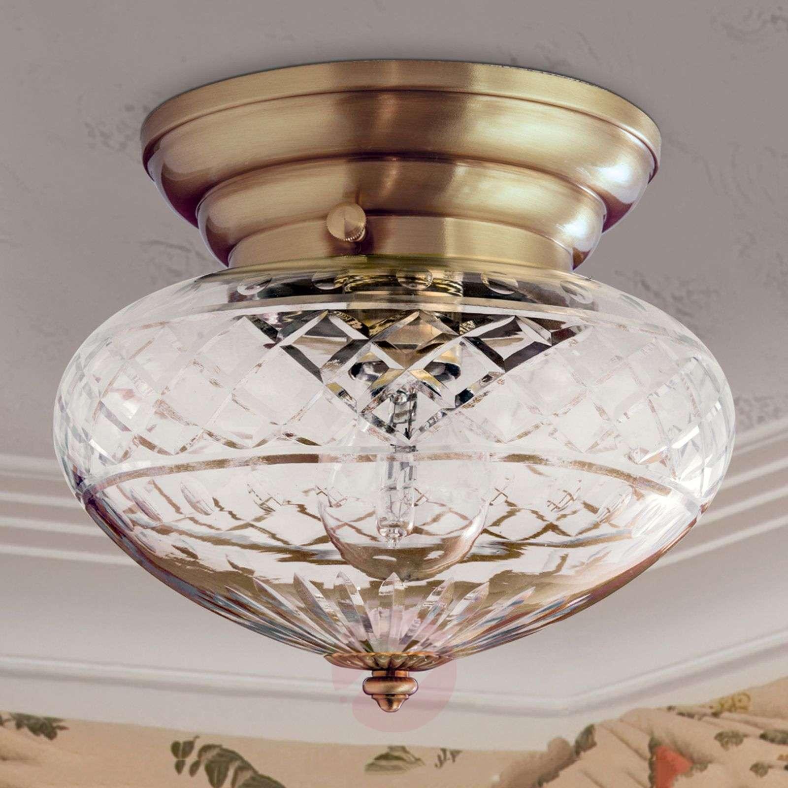 Sipulimainen kattovalaisin ENNA, 1 lamppuinen-7253991-01