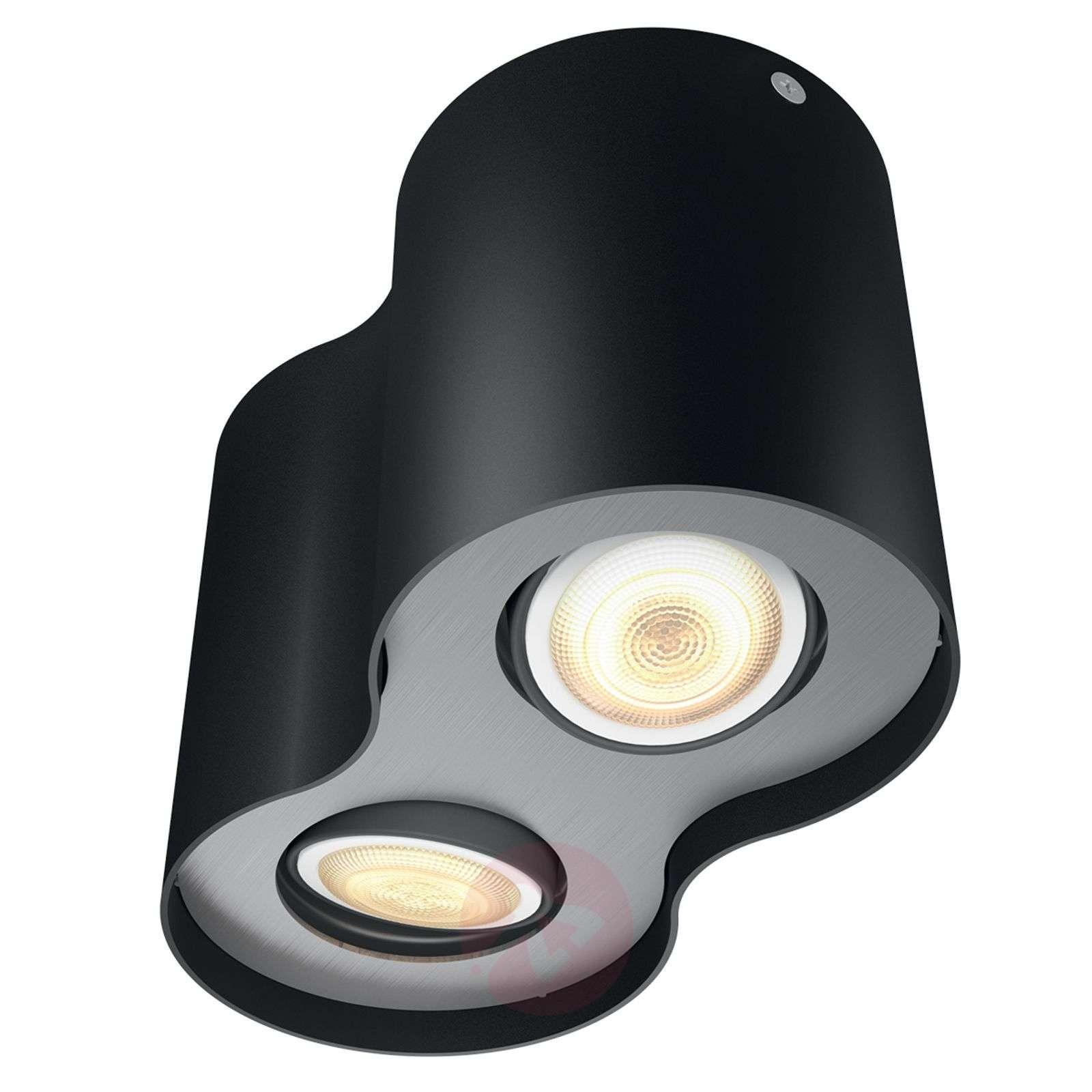 Sis. himm. – Philips Hue Pillar-LED-spotti, 2-l-7531882-01