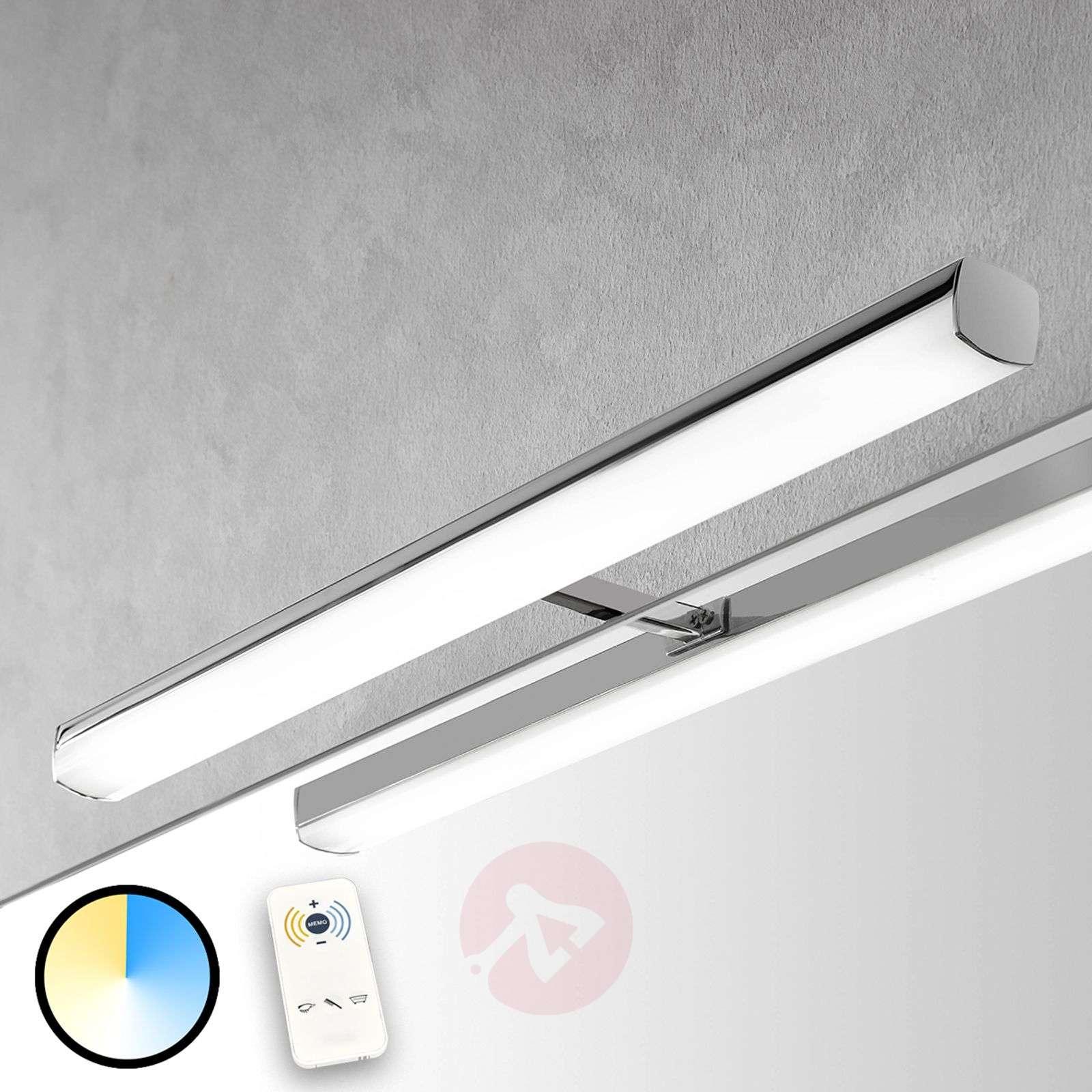 Sis. kaukosäädin – kylpyhuoneen LED-peilivalo Atla-3052037-06