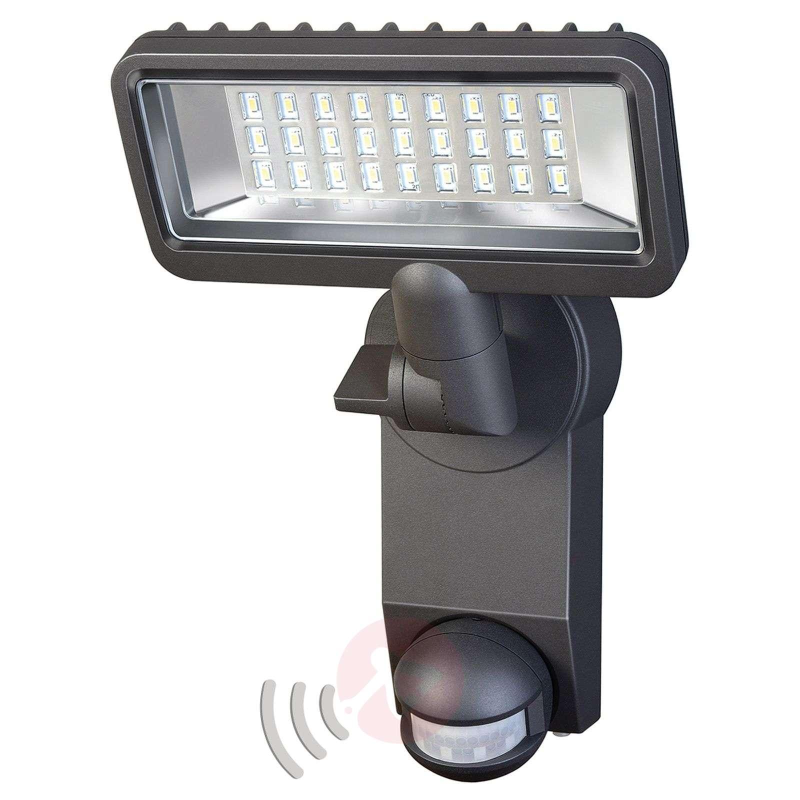 Sis. liiketunnistimen – City-LED-ulkovalonheitin-1540156-01