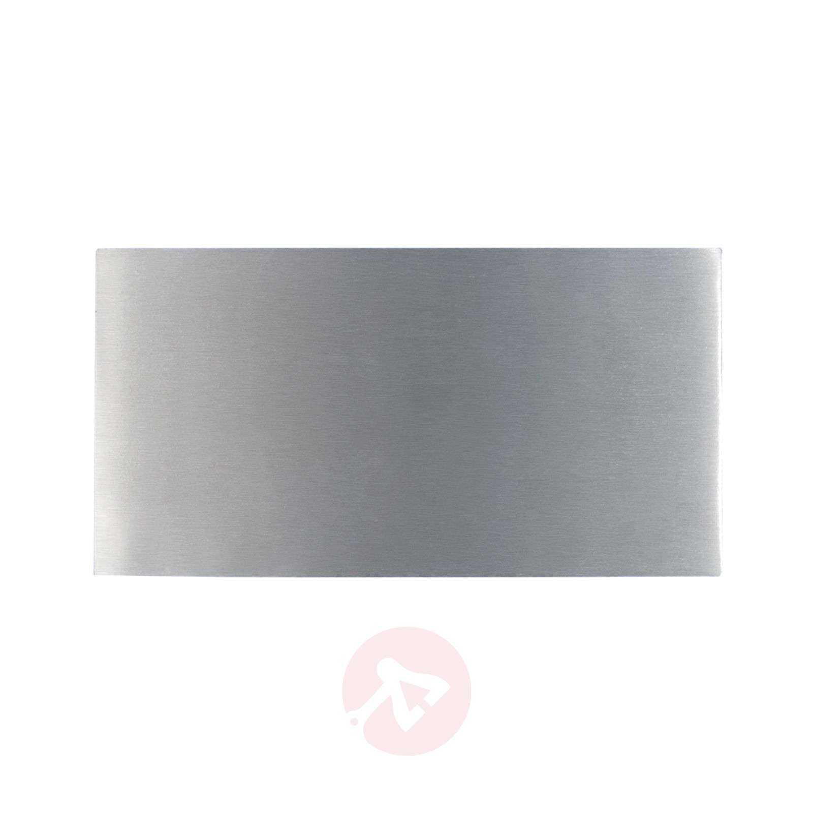 Sisä ja ulkotilojen Stream-LED-seinävalo alumiini-1554051-04