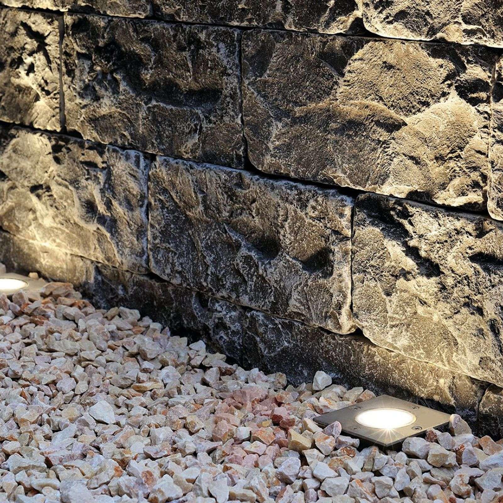 SLV Dasar 115 kulmikas upotettava maavalo, GU10-5504048-01