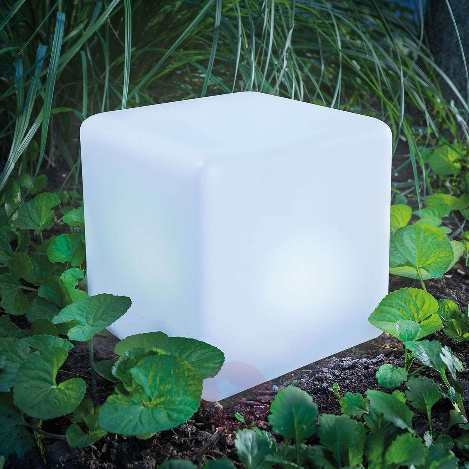 Smart Cube – aurinkok. väriä vaihtava LED-kuutio-3012563-01