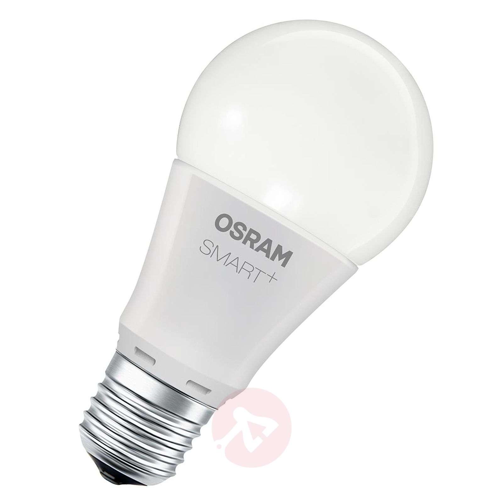 SMART+ LED E27 10W, RGBW, 800 lm, himmennettävä-7262121-01