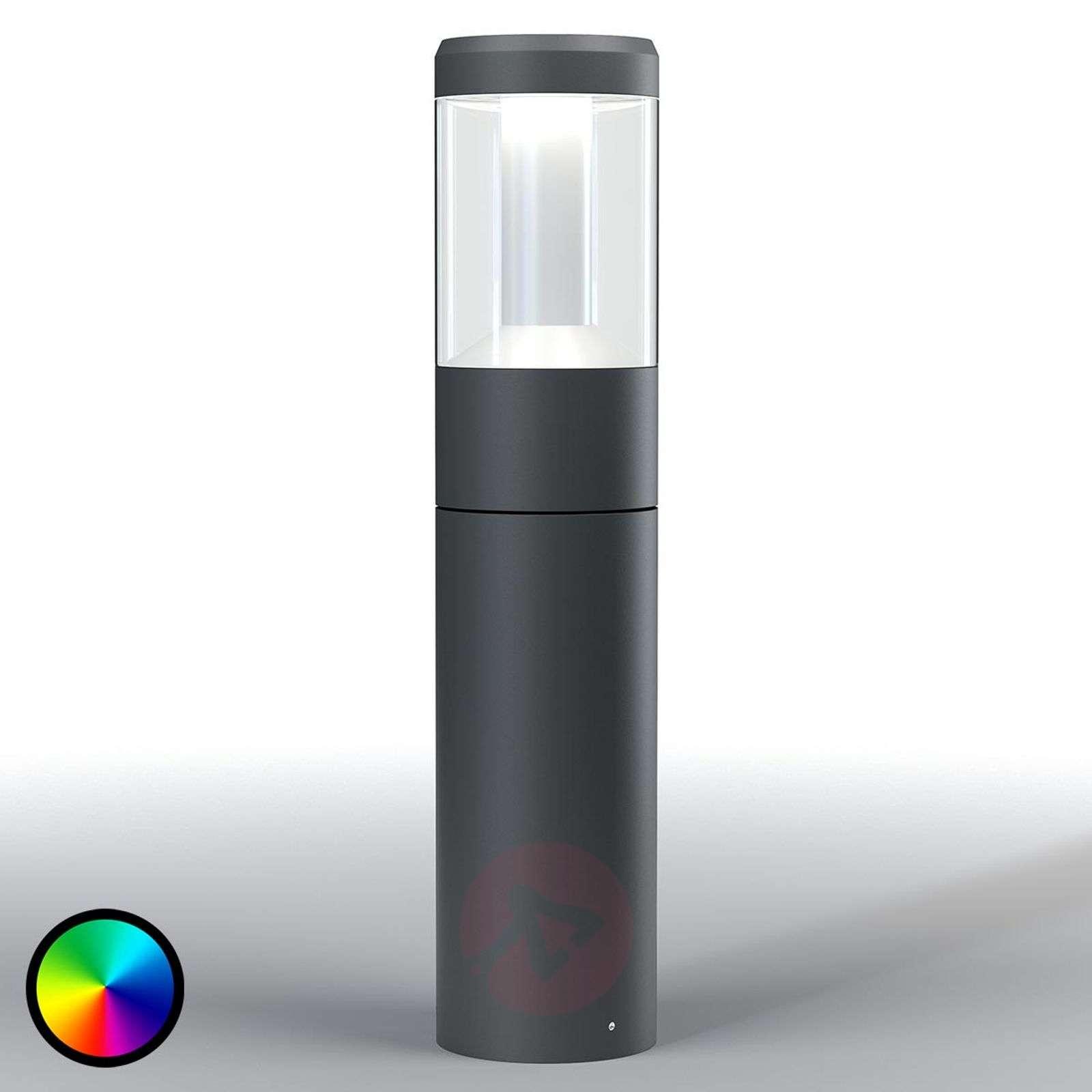 SMART+-LED-pylväsvalaisin Modern Lantern-7261259-01