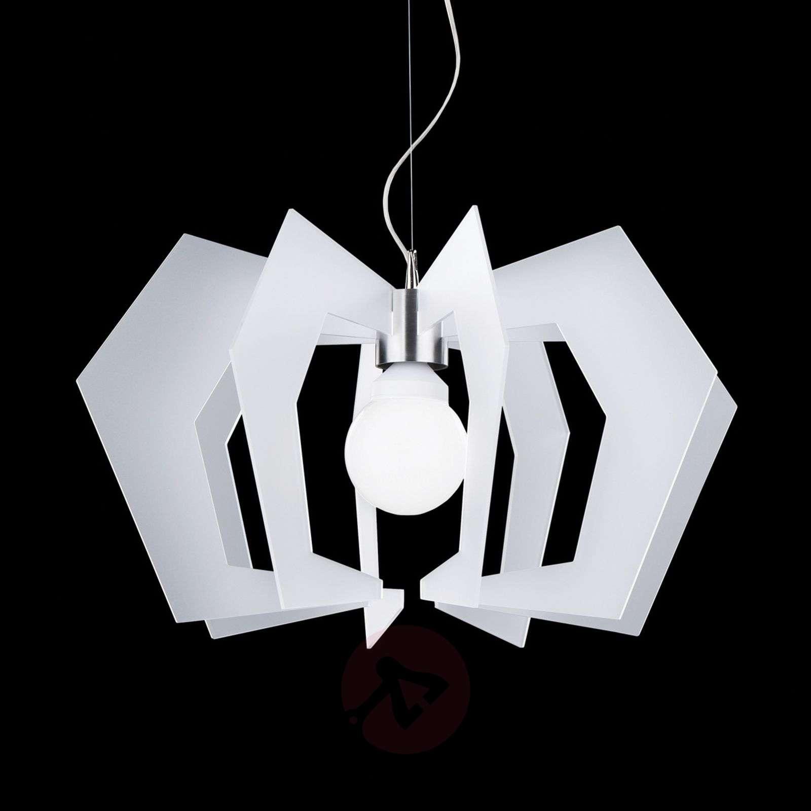 Spider-design-riippuvalaisin, valkoinen-1056001-01