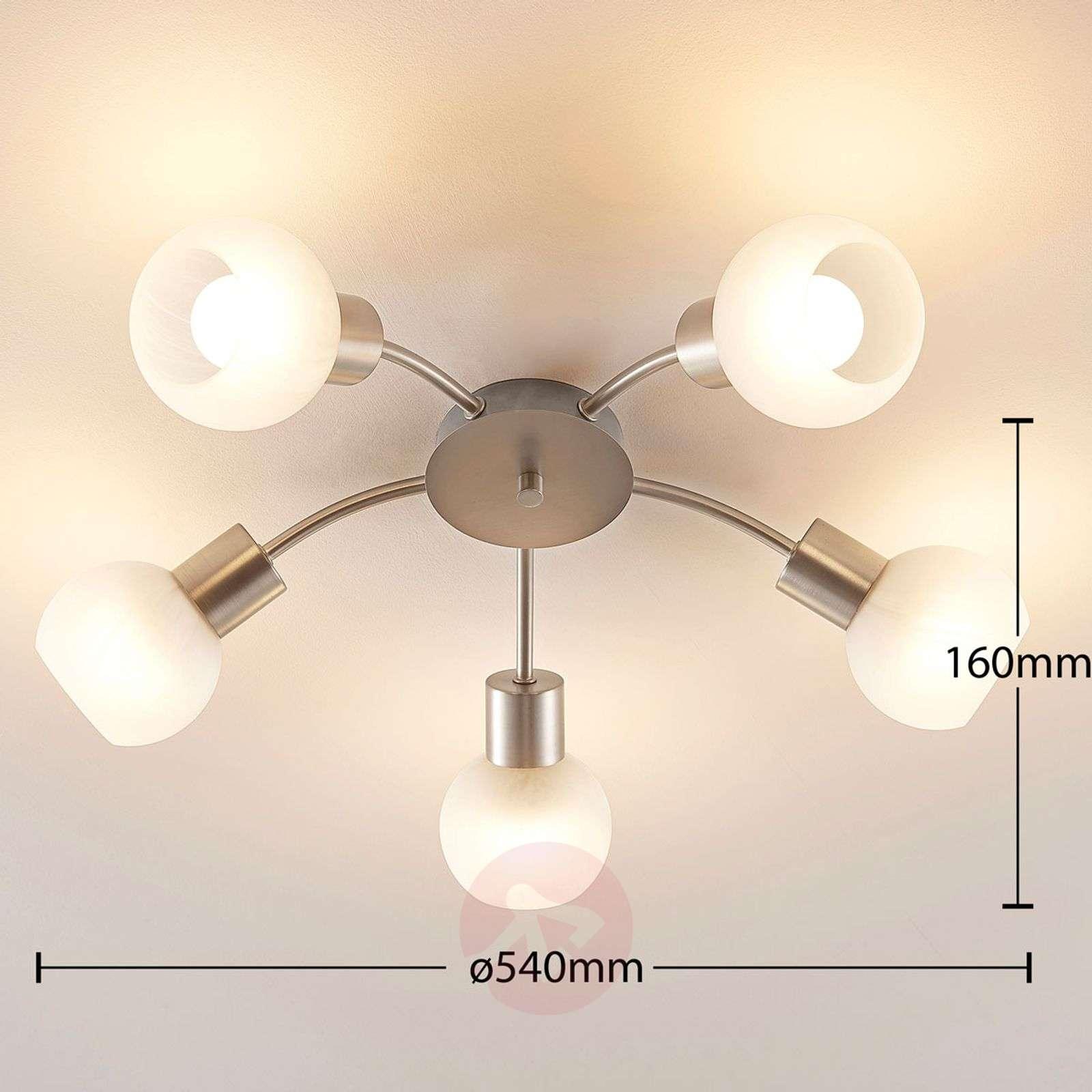 Spottimainen LED-kattovalaisin Tanos, easydim-9621569-011