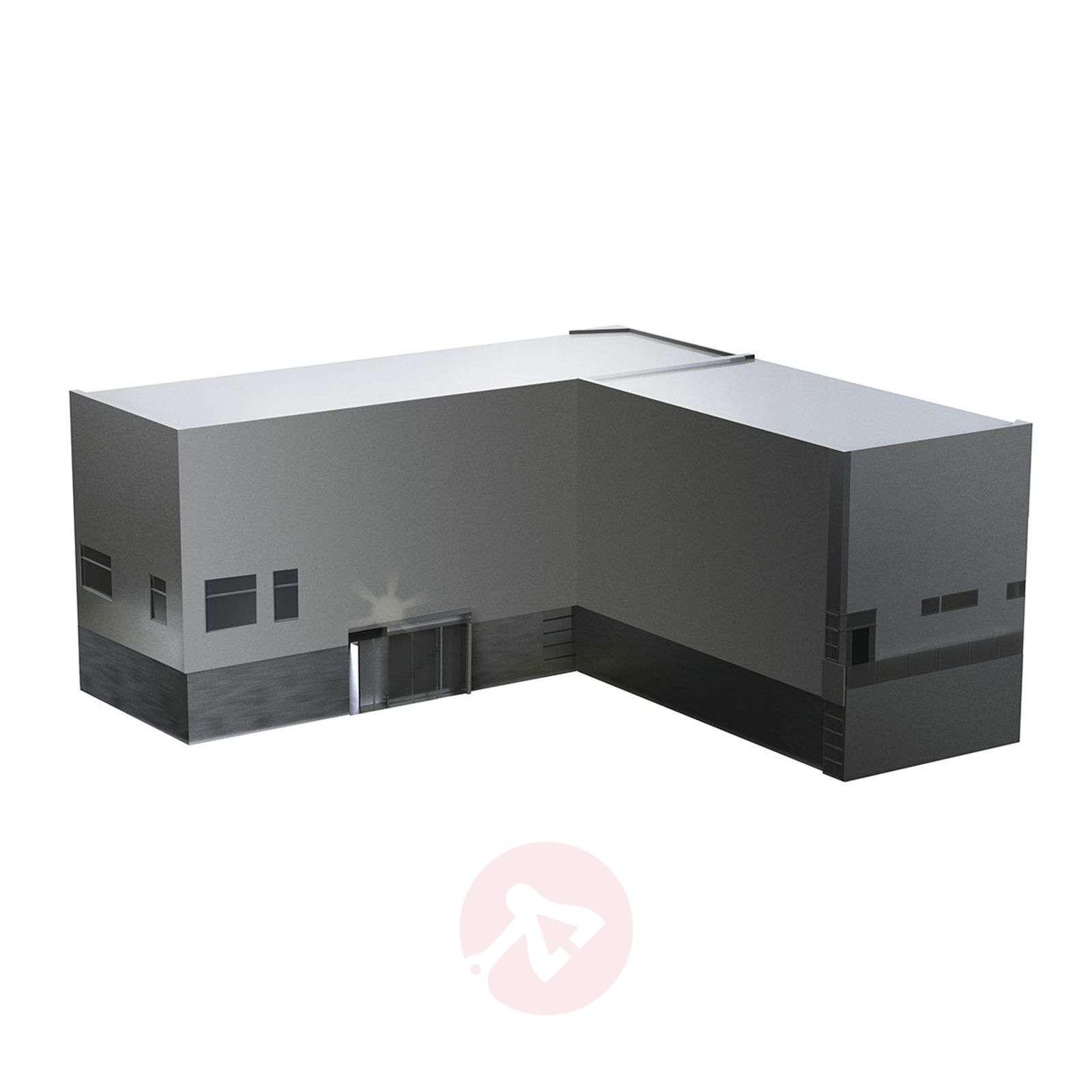 STEINEL XLED Pro Square SL kohdevalaisin ulos-8506067-01