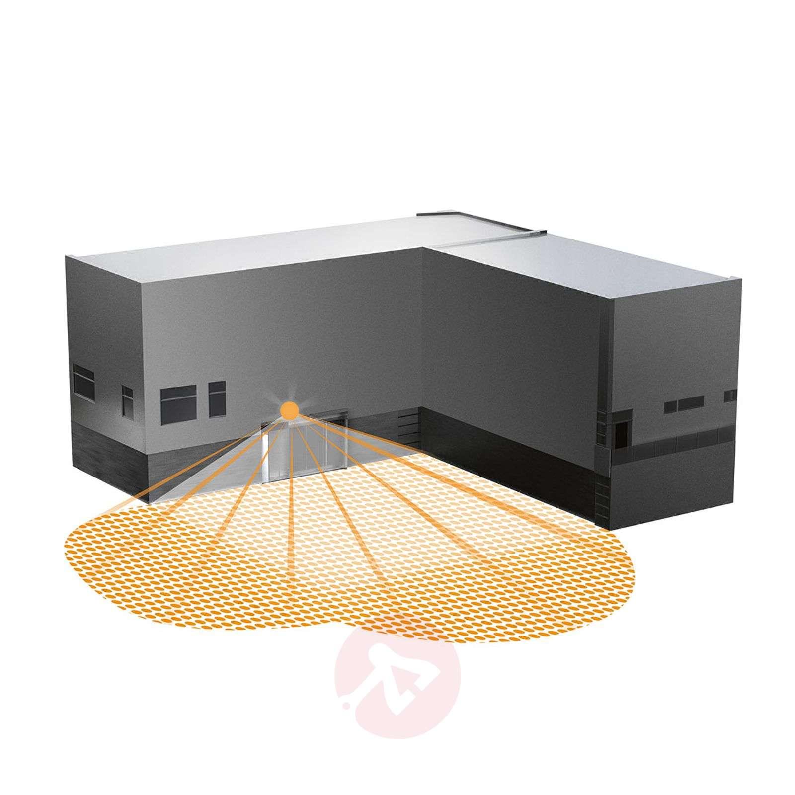 STEINEL XLED Pro Square XL kohdevalaisin ulos-8506073-01