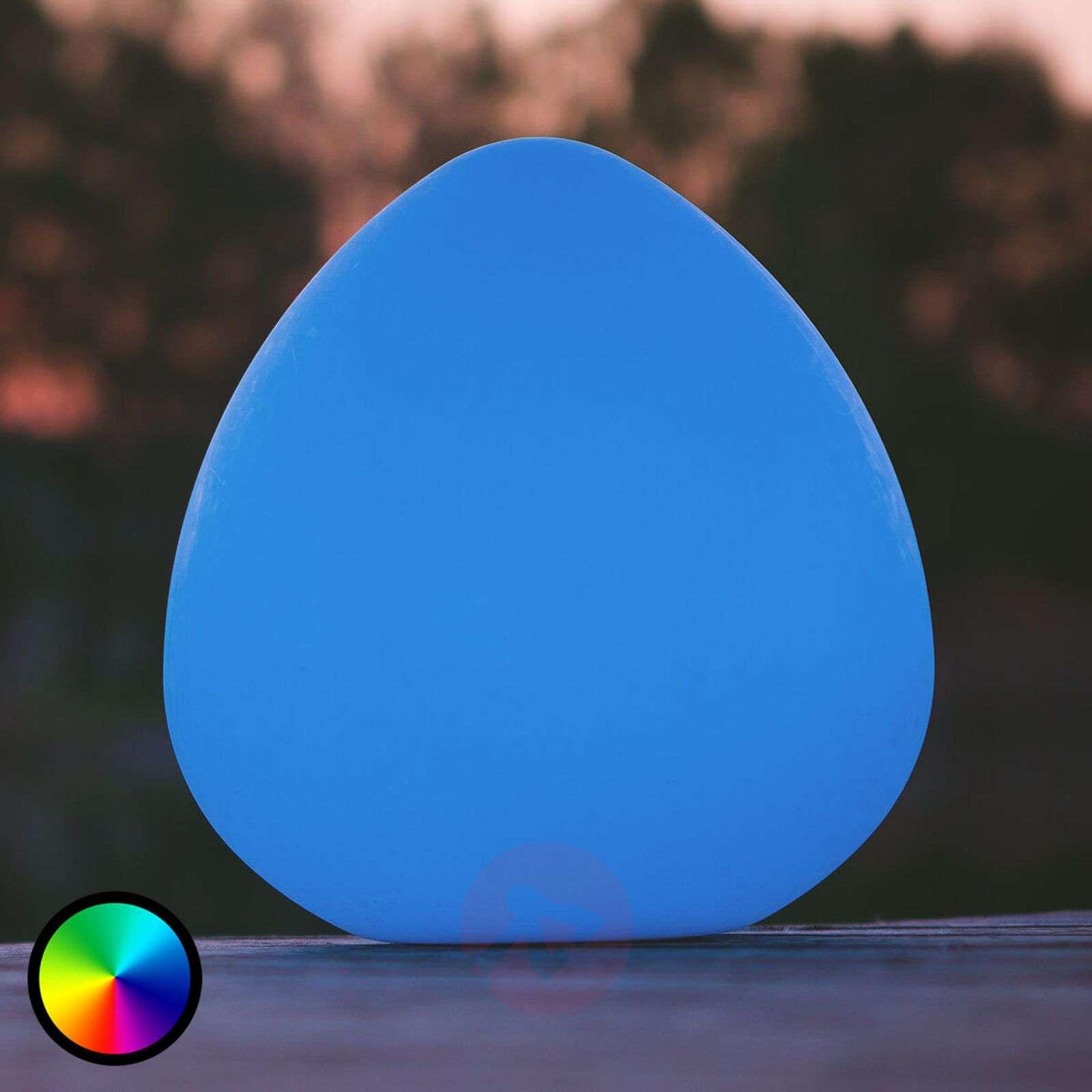 Stone L -LED-koristevalaisin, sovellusohjaus