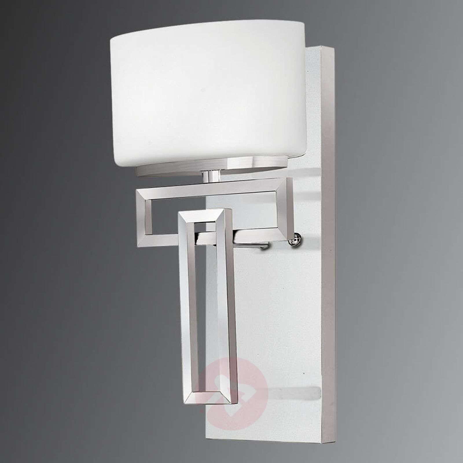 Suoralinjainen Lanza-kylpyhuoneen seinävalaisin-3048636-01