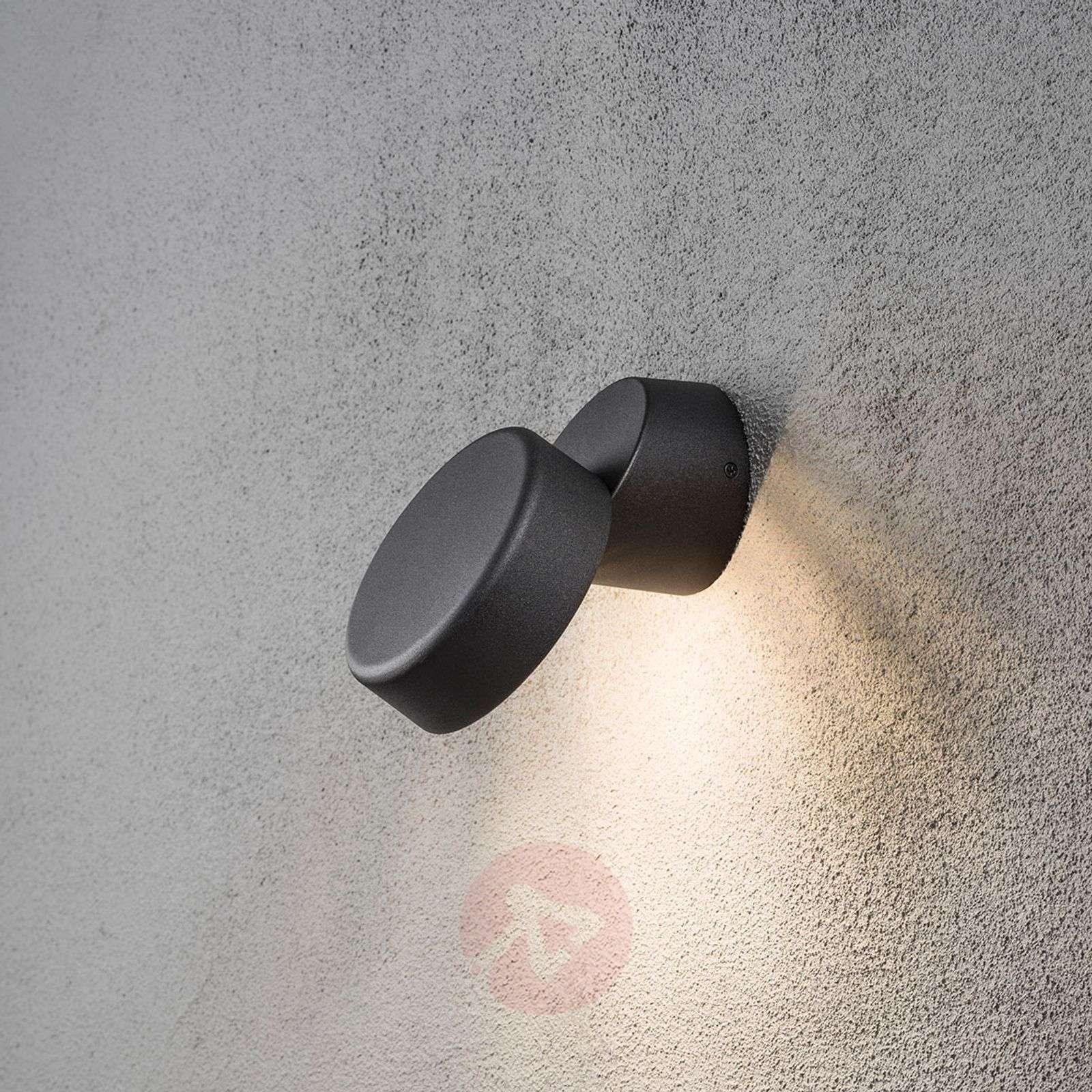 Suunnattava moderni LED-ulkoseinävalaisin Vicenza-5522554-01