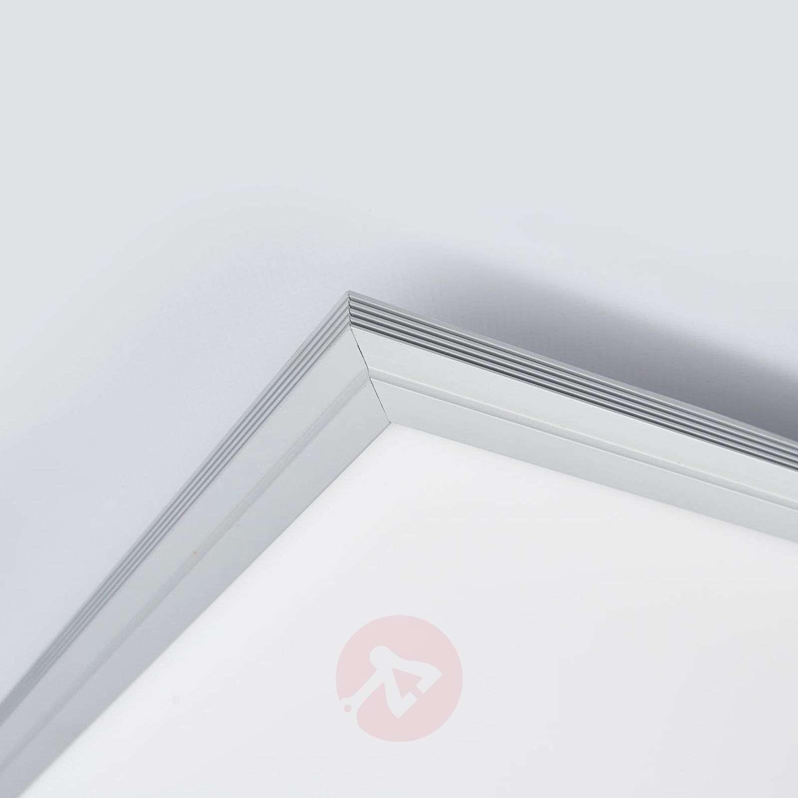 Suuri, suorakulmainen LED-paneeli Moira, Easydim-1558113-03