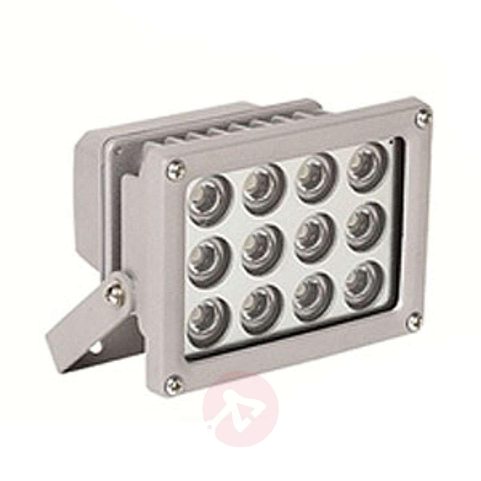 Suuritehoinen LED-ulkokohdevalaisin 403-5000227-01