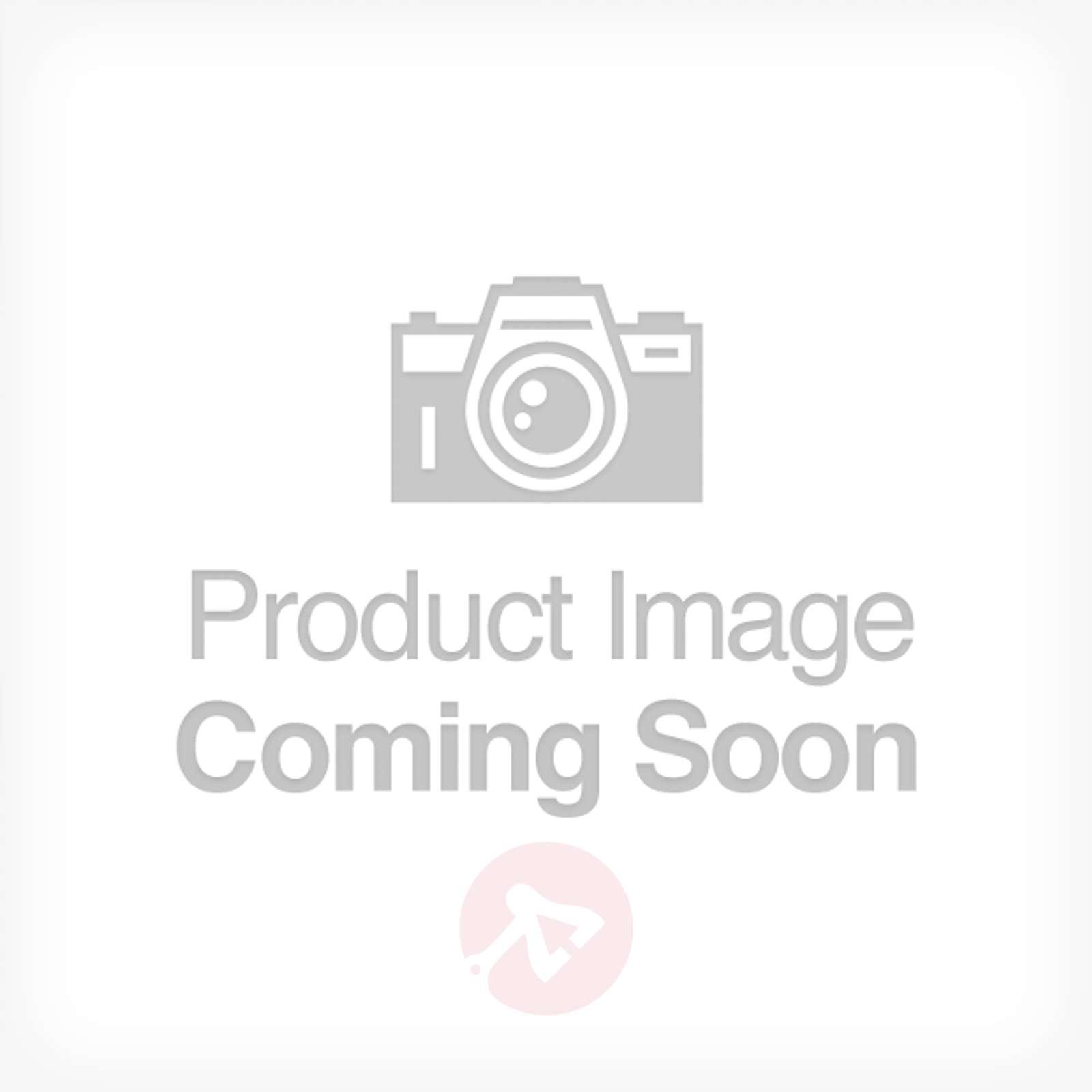 Sydän-aiheinen kankainen Flo-kattovalaisin, 60 cm-1069026-01
