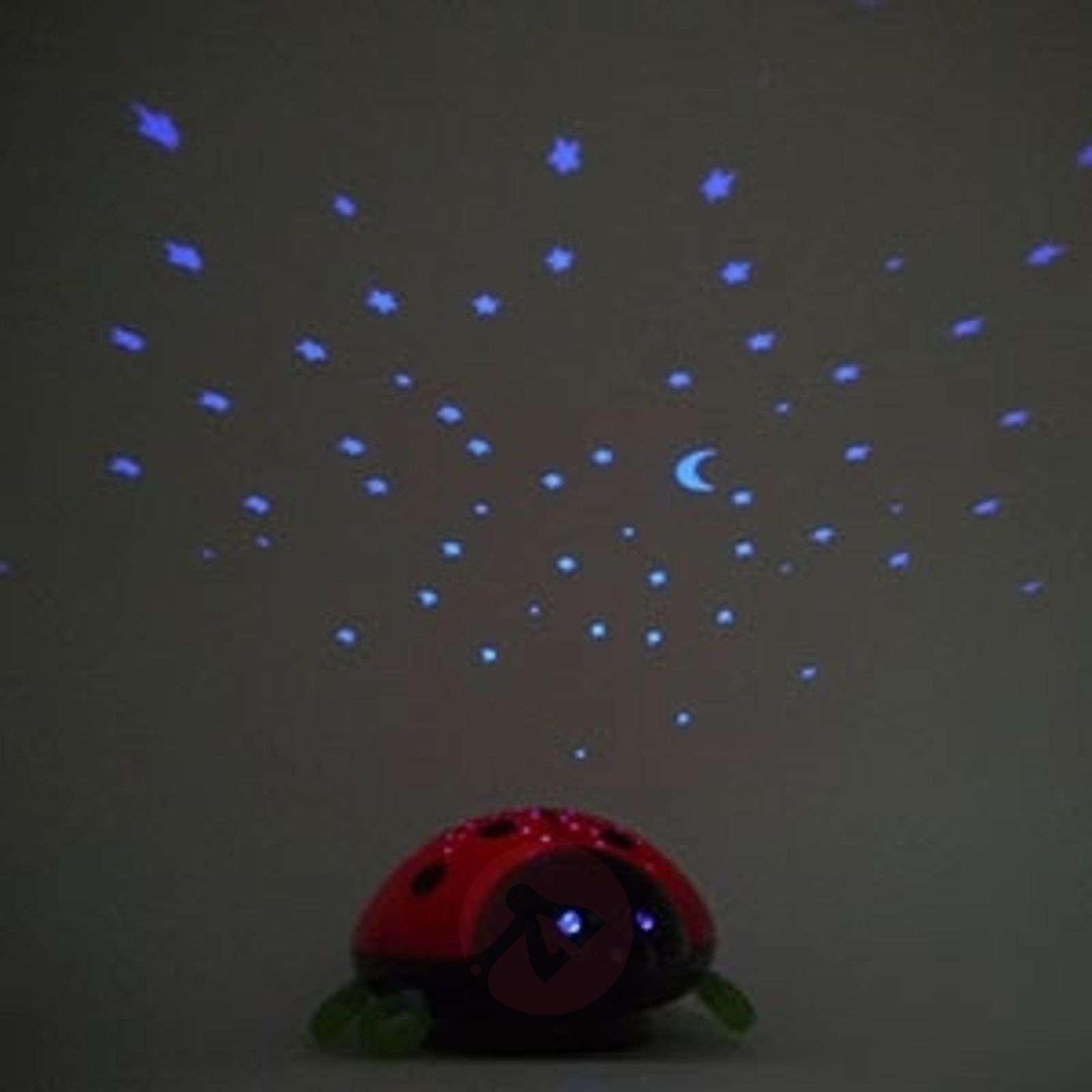 Tähtitaivas LED-yövalolla Beetlestar-5400207-01