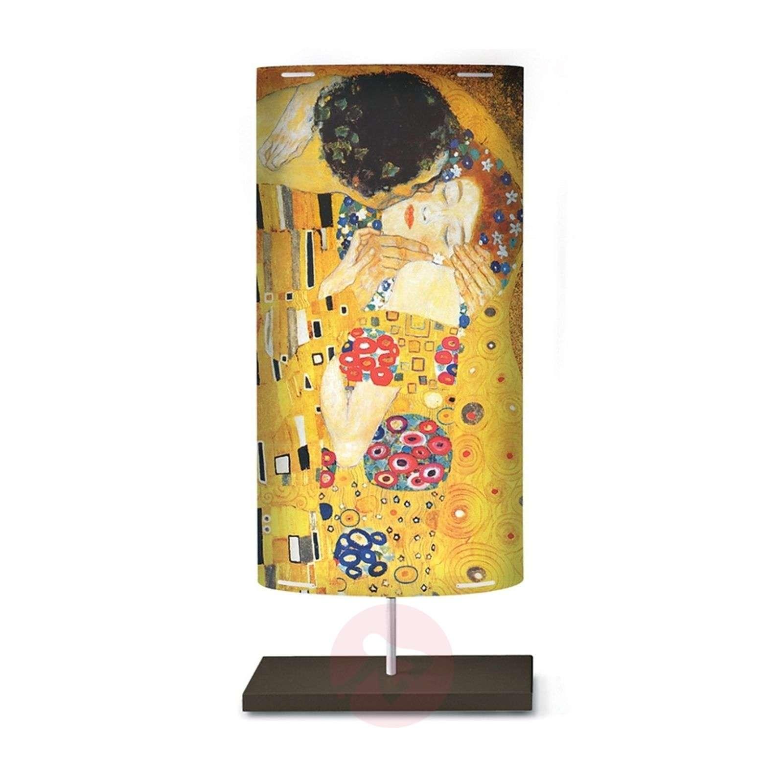 Taidekuviointi Klimt III-lattiavalaisimessa-1056047-01