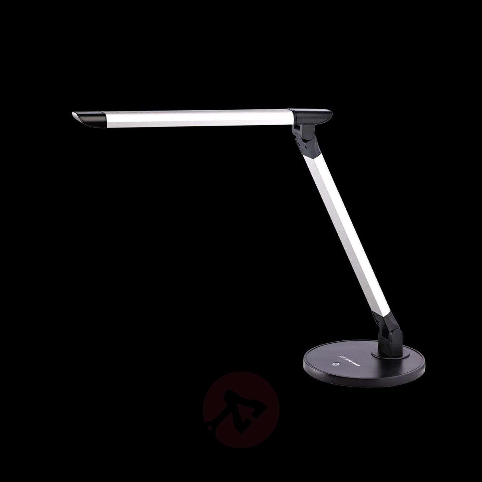 Taitettava LED-pöytävalaisin Chris himmentimellä-1003140-01