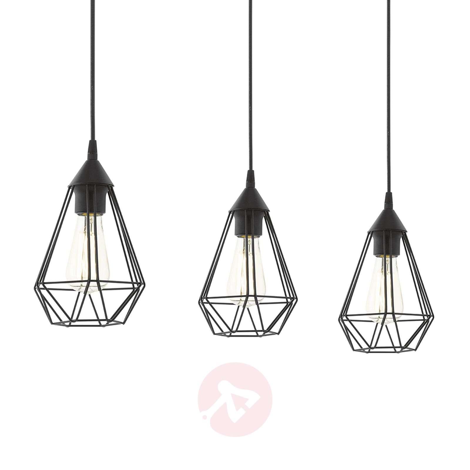 Tarbes – 3-lampp. vintage-riippuvalaisin-3031861-01