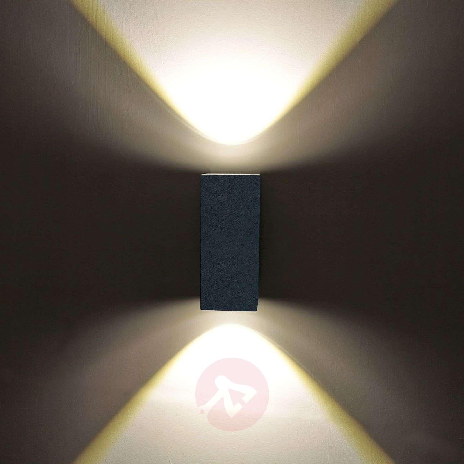 Tavi-ulkoseinävalaisin 2 Bridgelux LEDiä-9616011-01