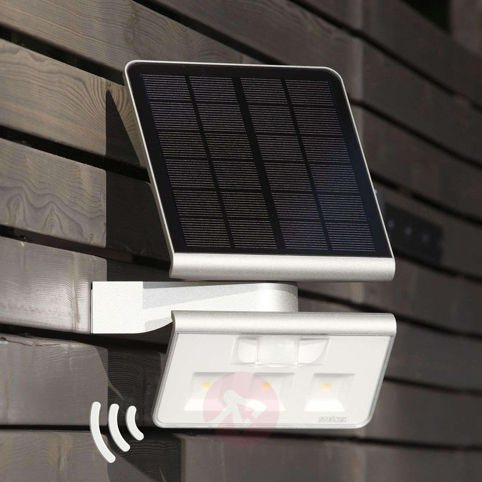 Tehokas aurinko-LED-ulkoseinävalaisin XSolar L-S-8505637X-01