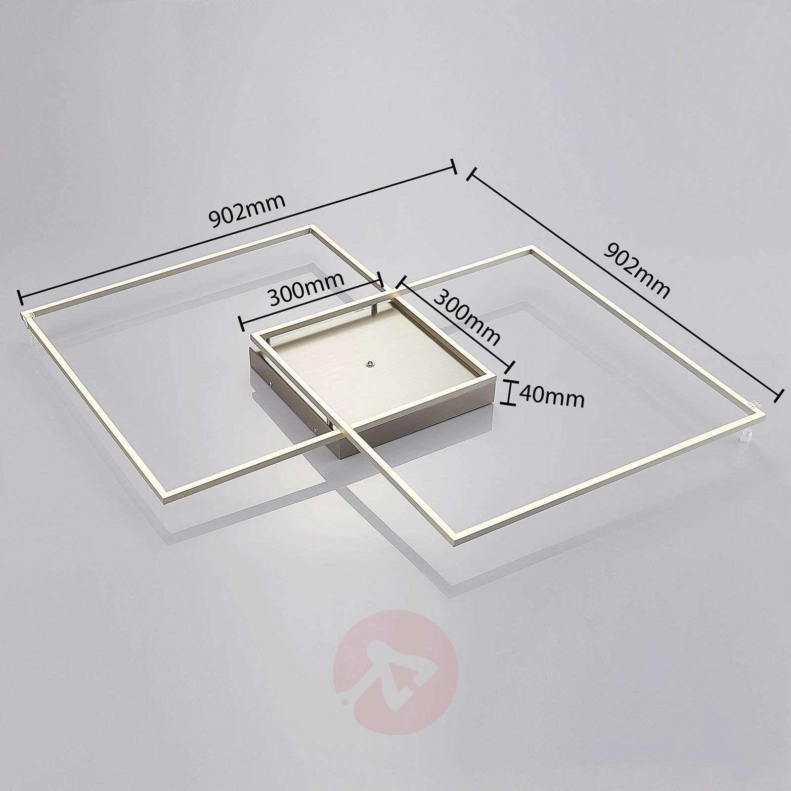 Tehokas LED-kattolamppu Mirac-7620026-011