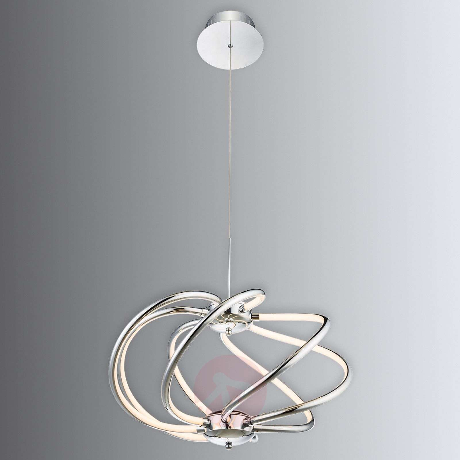 Tehokkaasti suunniteltu LED-riippuvalaisin Samia-4014755-01