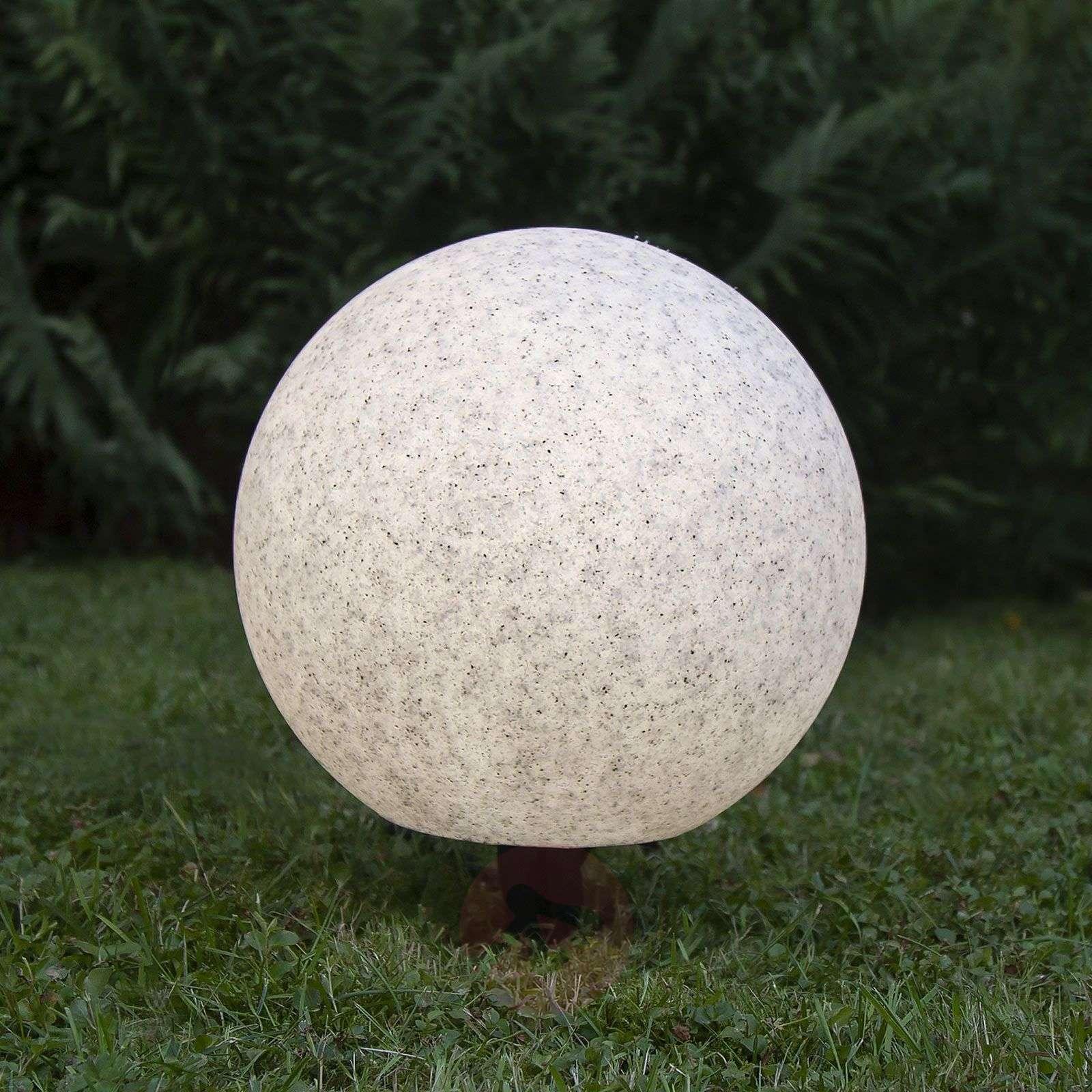 Terassivalaisin Gardenlight, pallo., Ø 30 cm-1523672-01