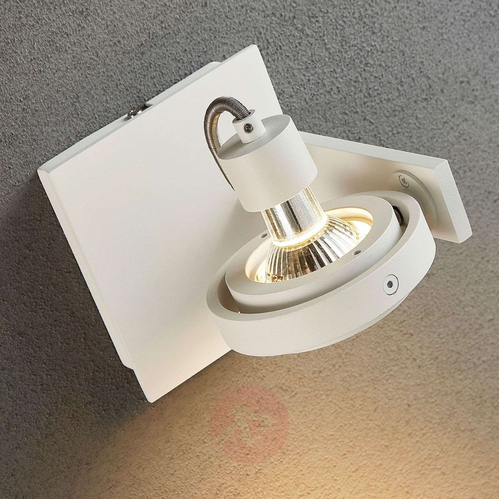 Teska valkoinen kohdevalo GU10-LED-9621408-011