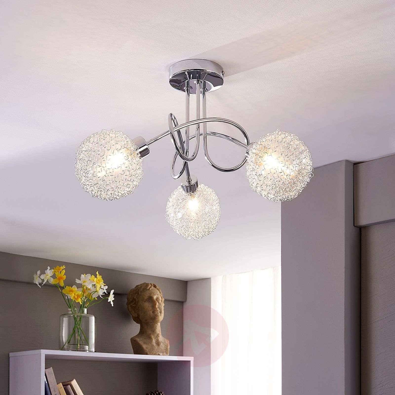 Ticino LED-kattovalaisin 3-lamppuinen-9620780-01
