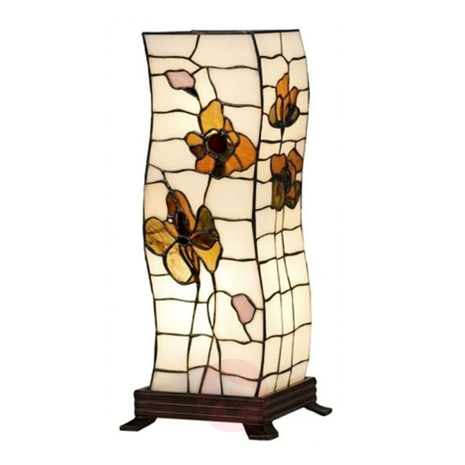 Tiffany-tyylinen Blossom-pöytävalaisin-1032026-01