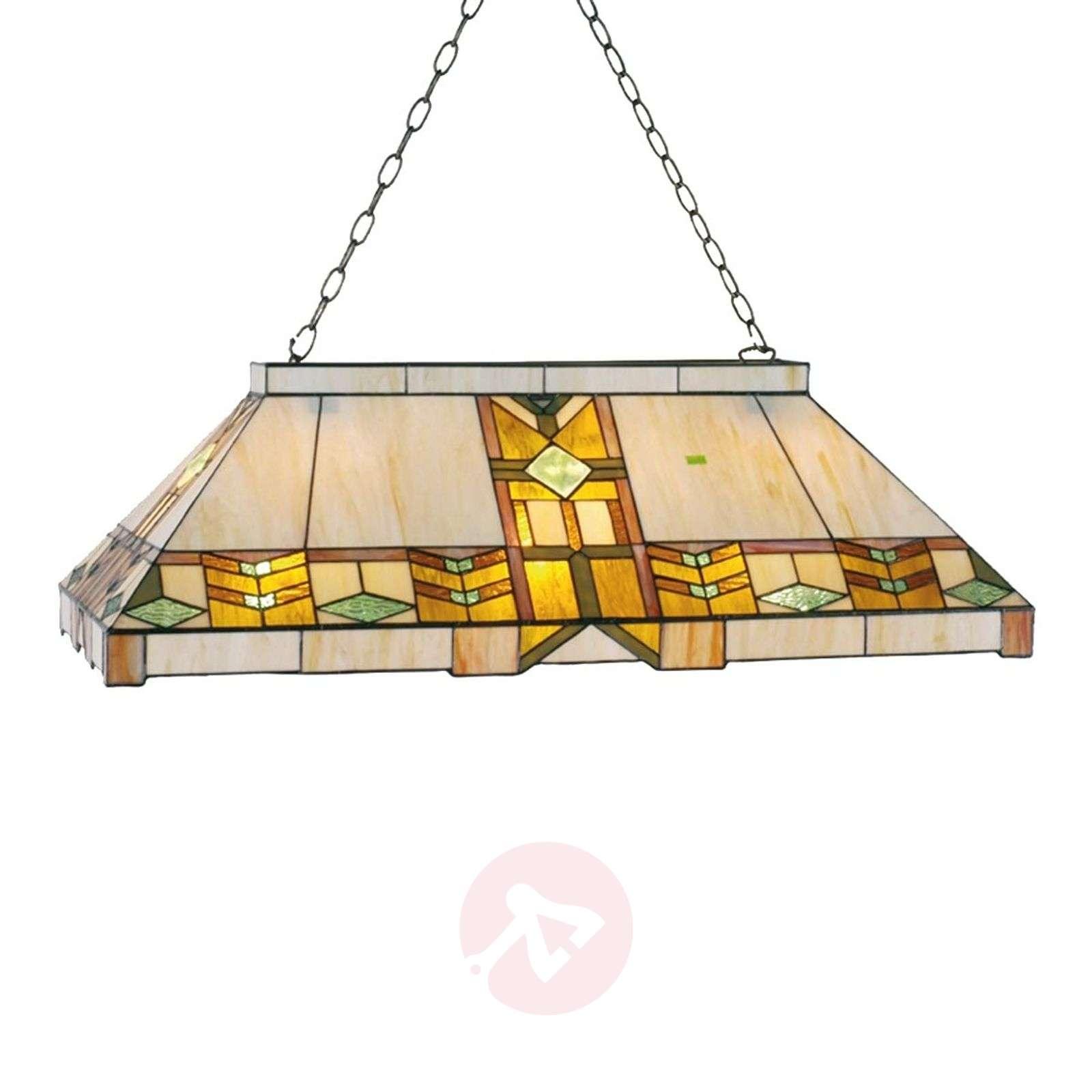 Tiffany-tyylinen Eddart-riippuvalaisin-6064130-01
