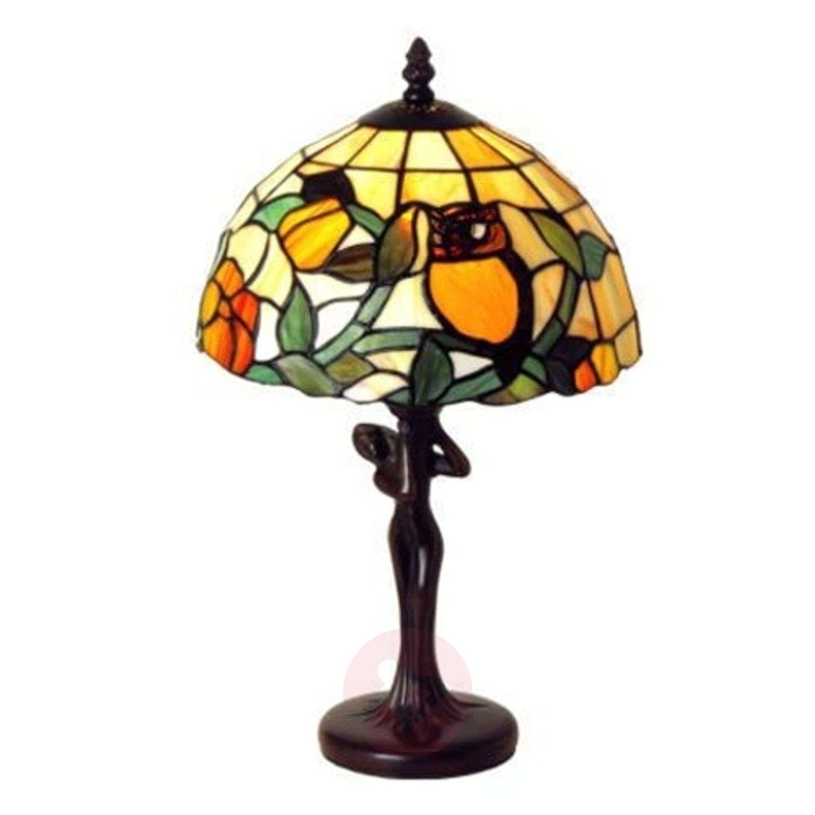 Tiffany-tyylinen LIEKE-pöytävalaisin-1032199-01