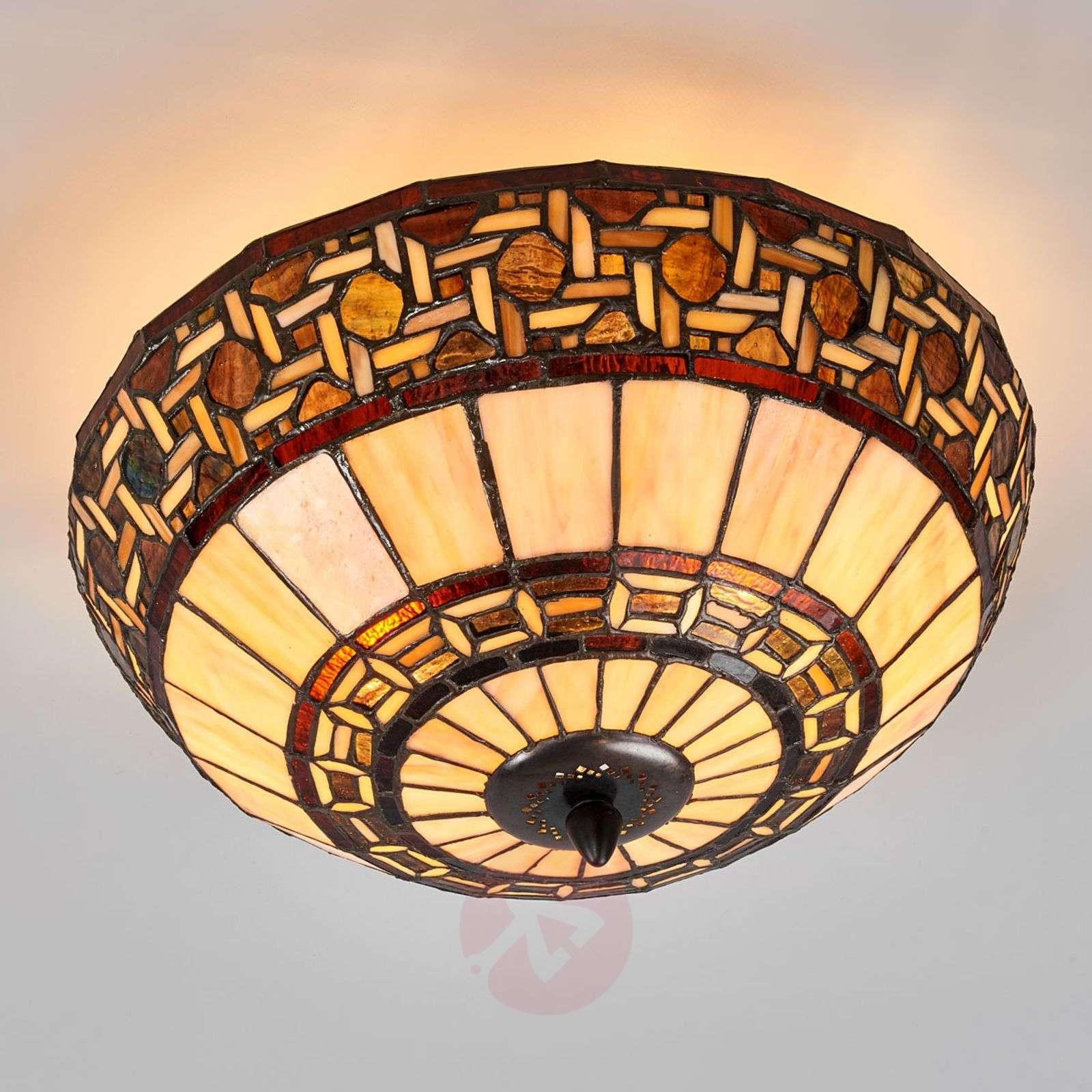 Tiffany-tyylinen Wilma-kattovalaisin-6064223-01