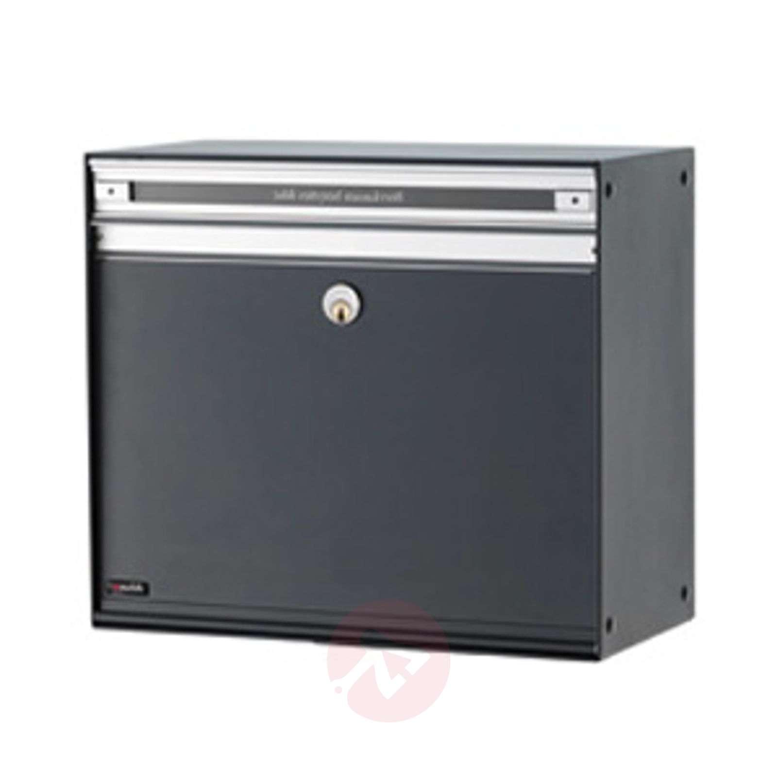 Tilava SC200-postilaatikko, antrasiitti-1045054-01
